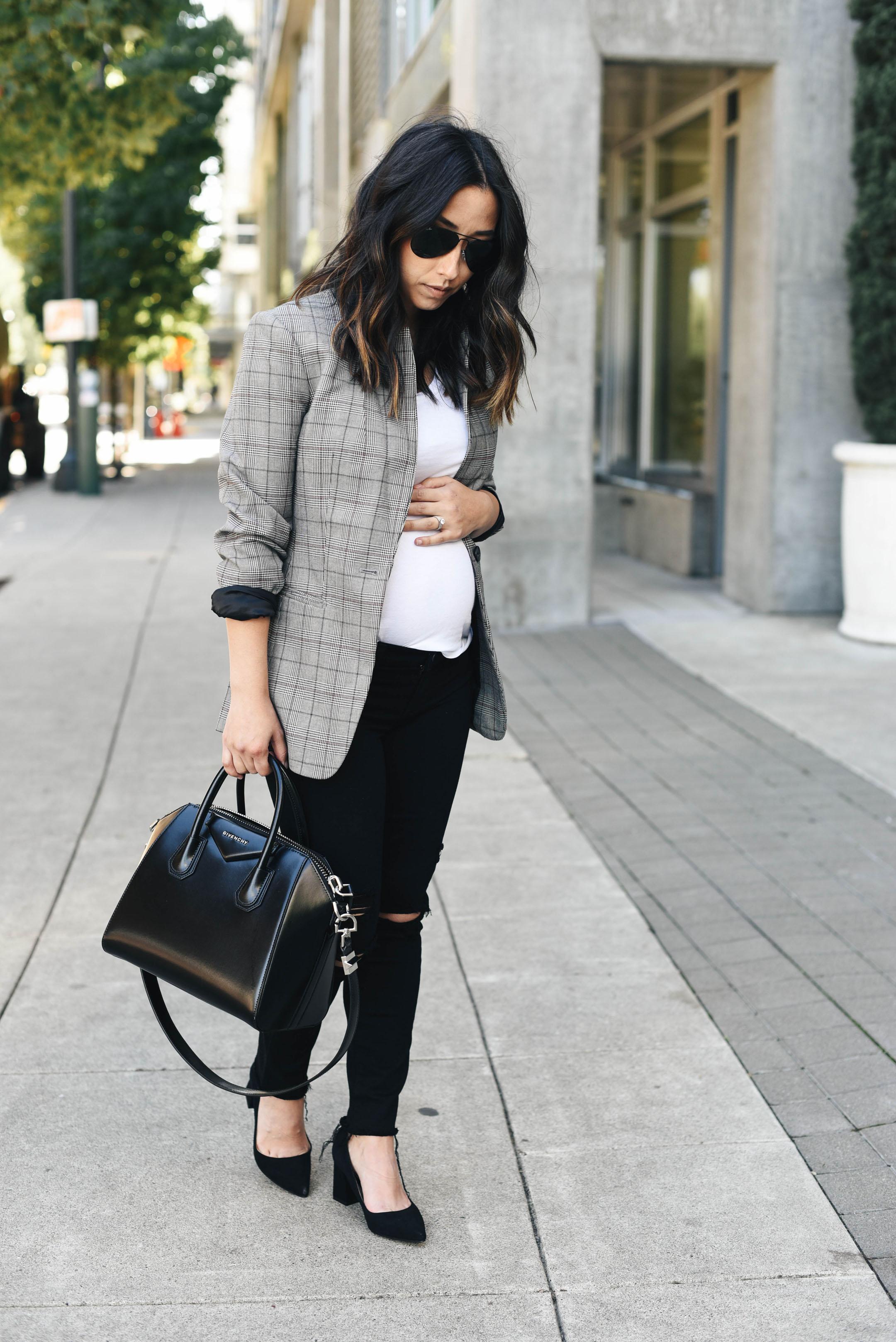 Paige Verdigo maternity jeans