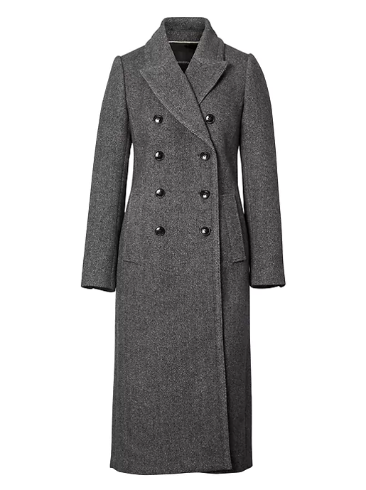 BR gray coat