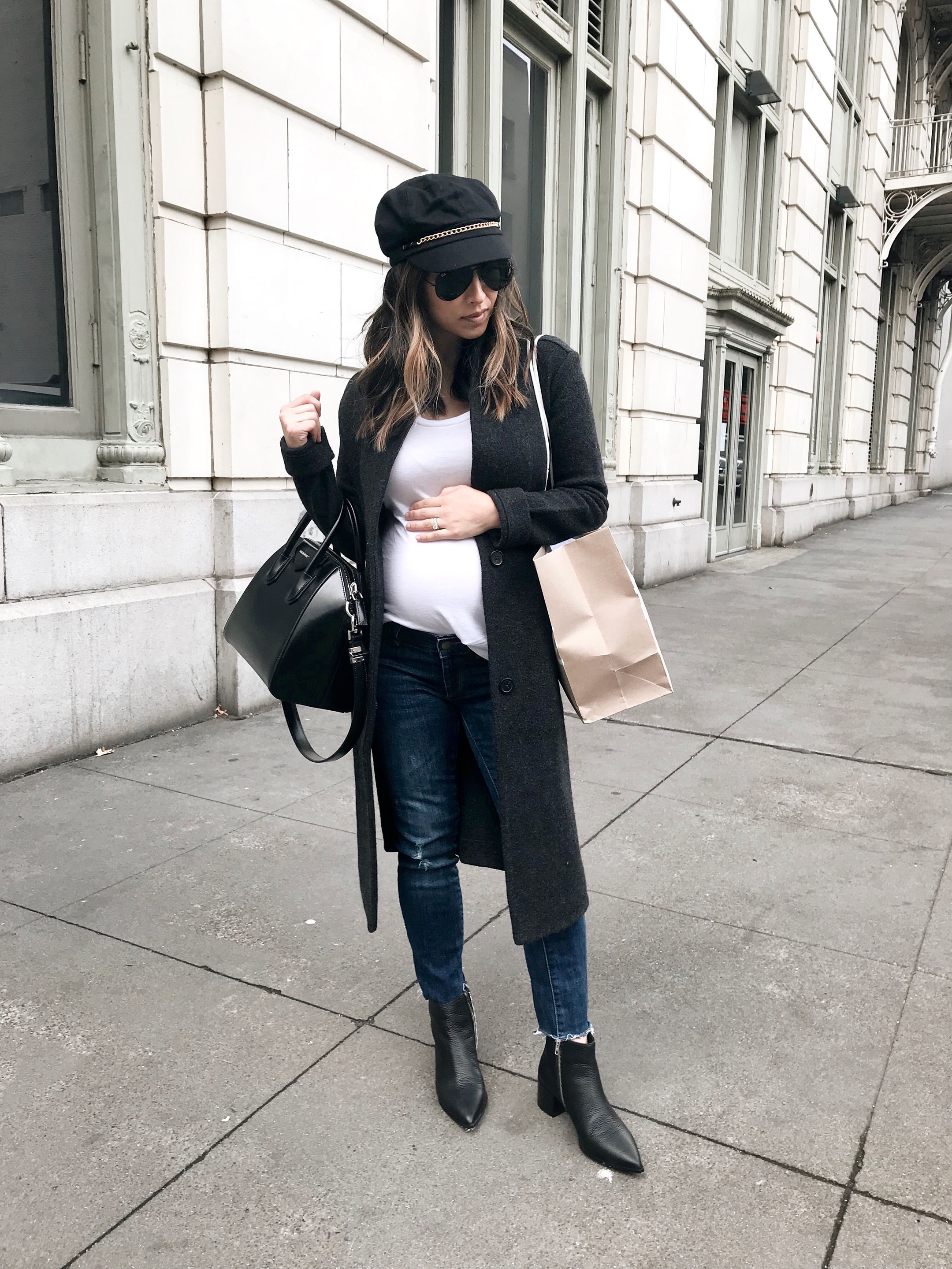 Everlane Boss booties