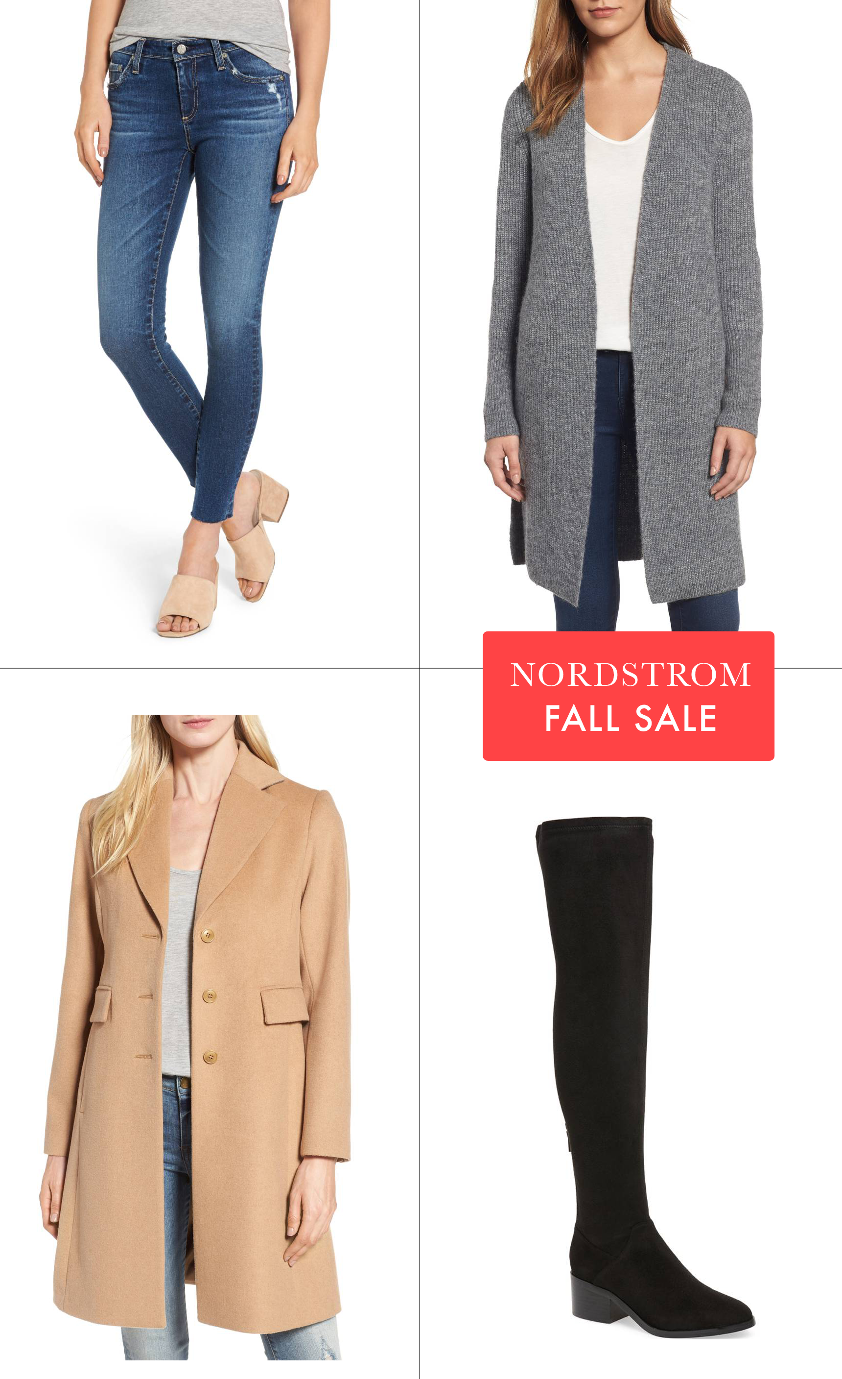 399c8e6a8b48b Nordstrom Fall Sale - Outfits on Sale + My Picks - Crystalin Marie