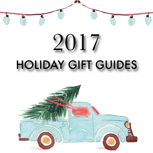 Holiday gift guide sidebar