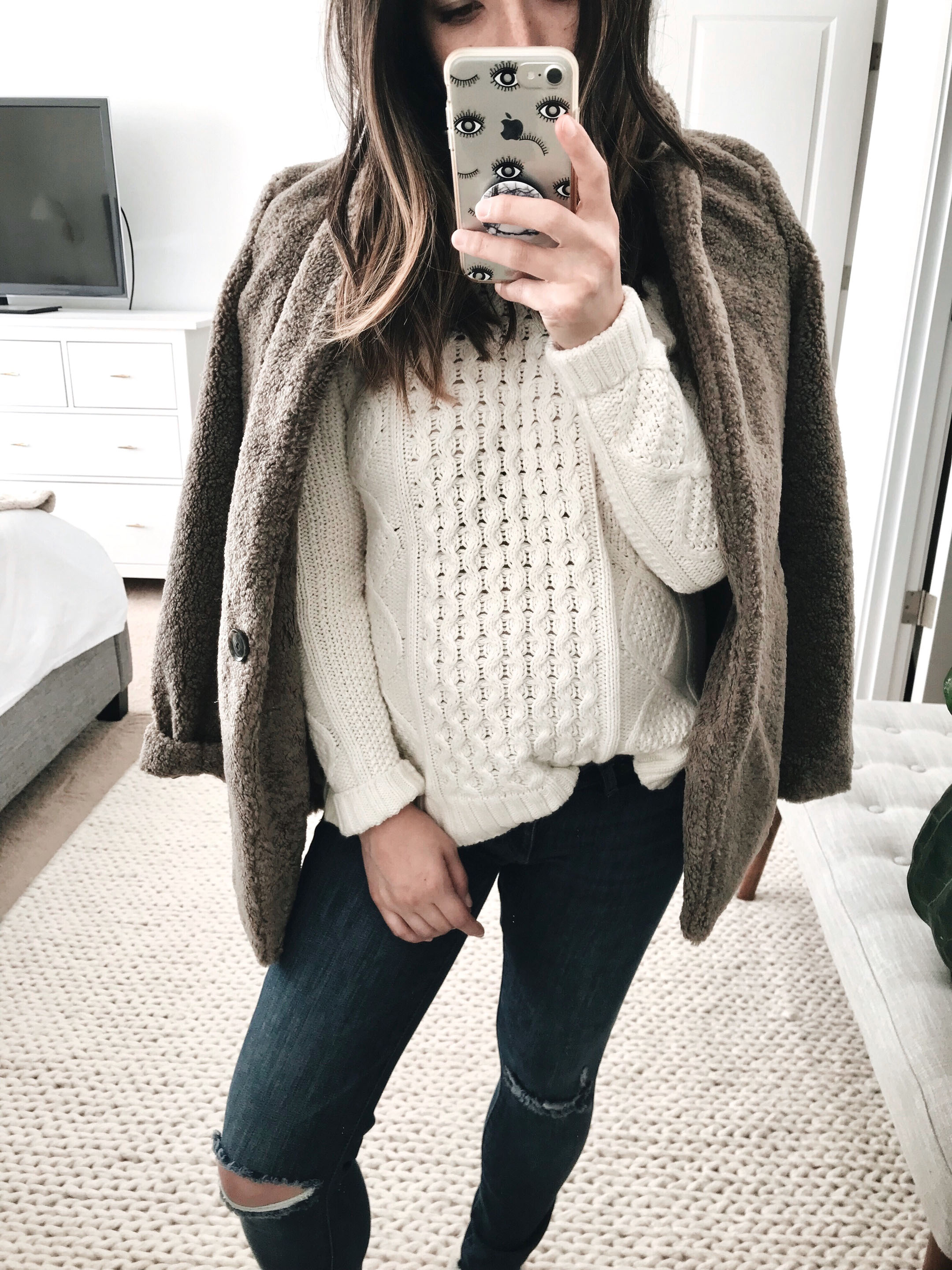 Madewell-cable-knit-sweater