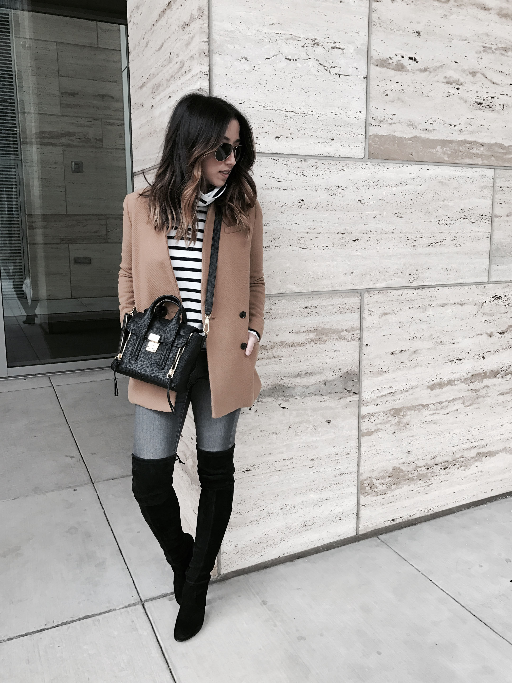 camel blazer for fall