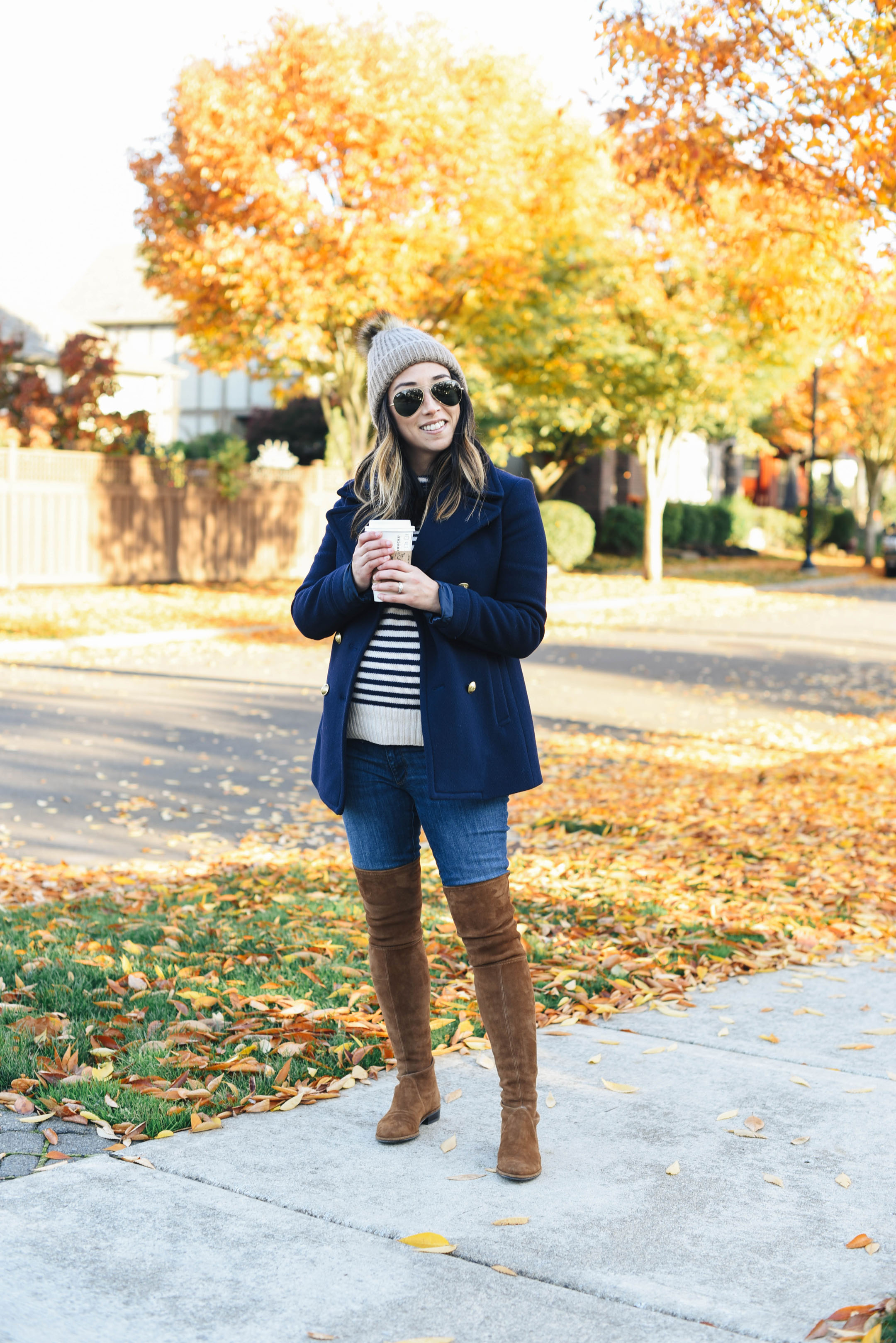 easy outfit ideas for Thanksgiving 2