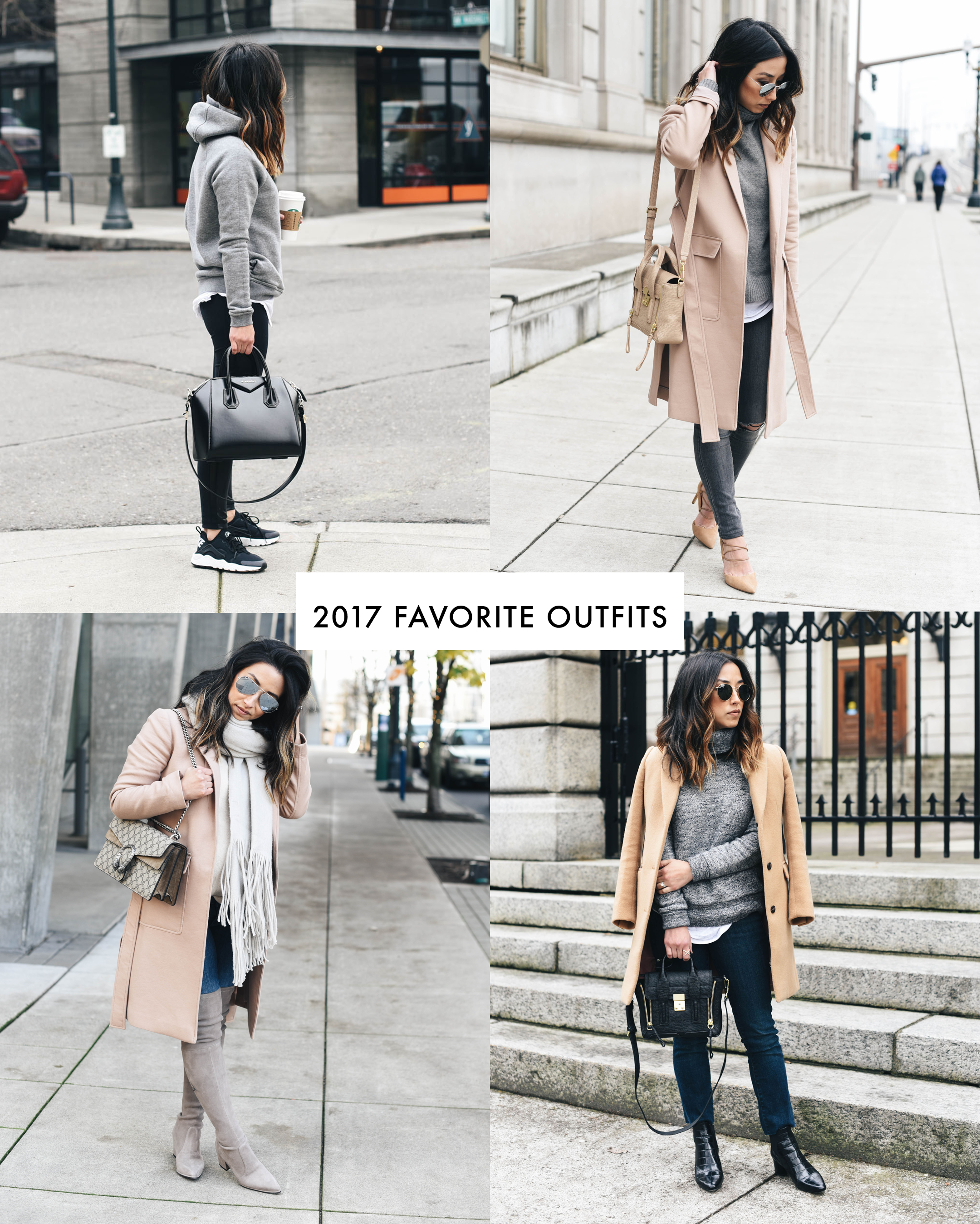 2017 Favorite outfits