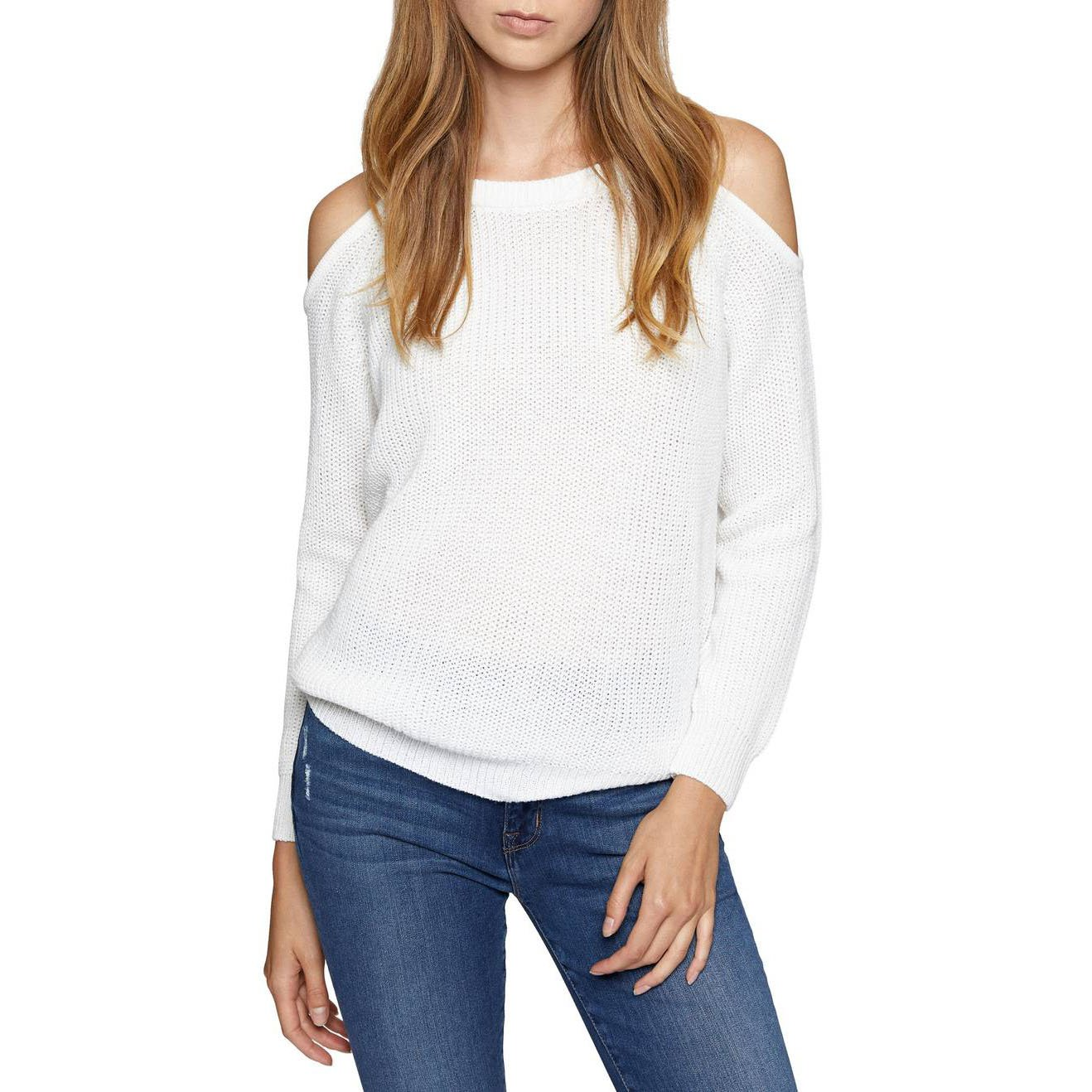 Sanctuary cold shoulder top