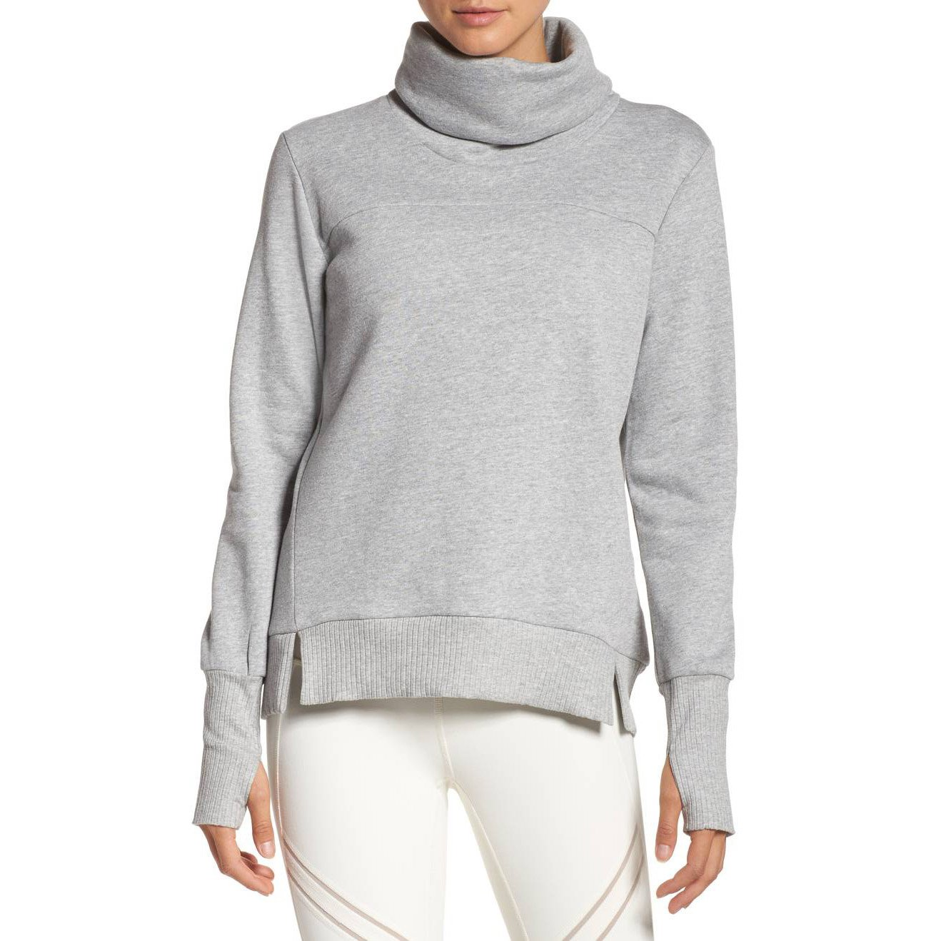 Alo funnel neck sweatshirt