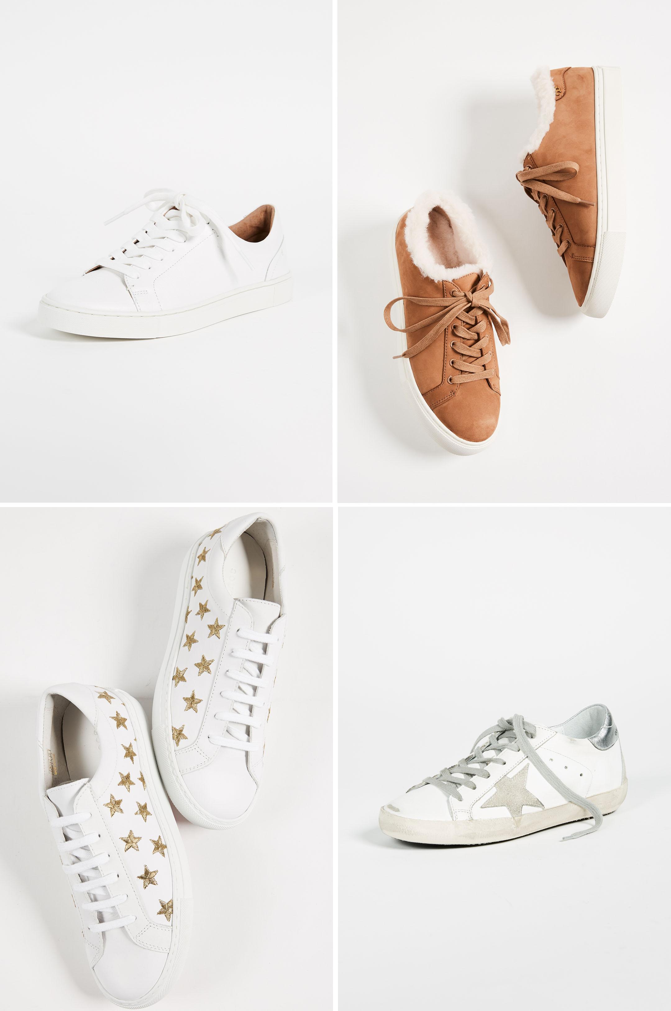 Spring 2018 sneakers
