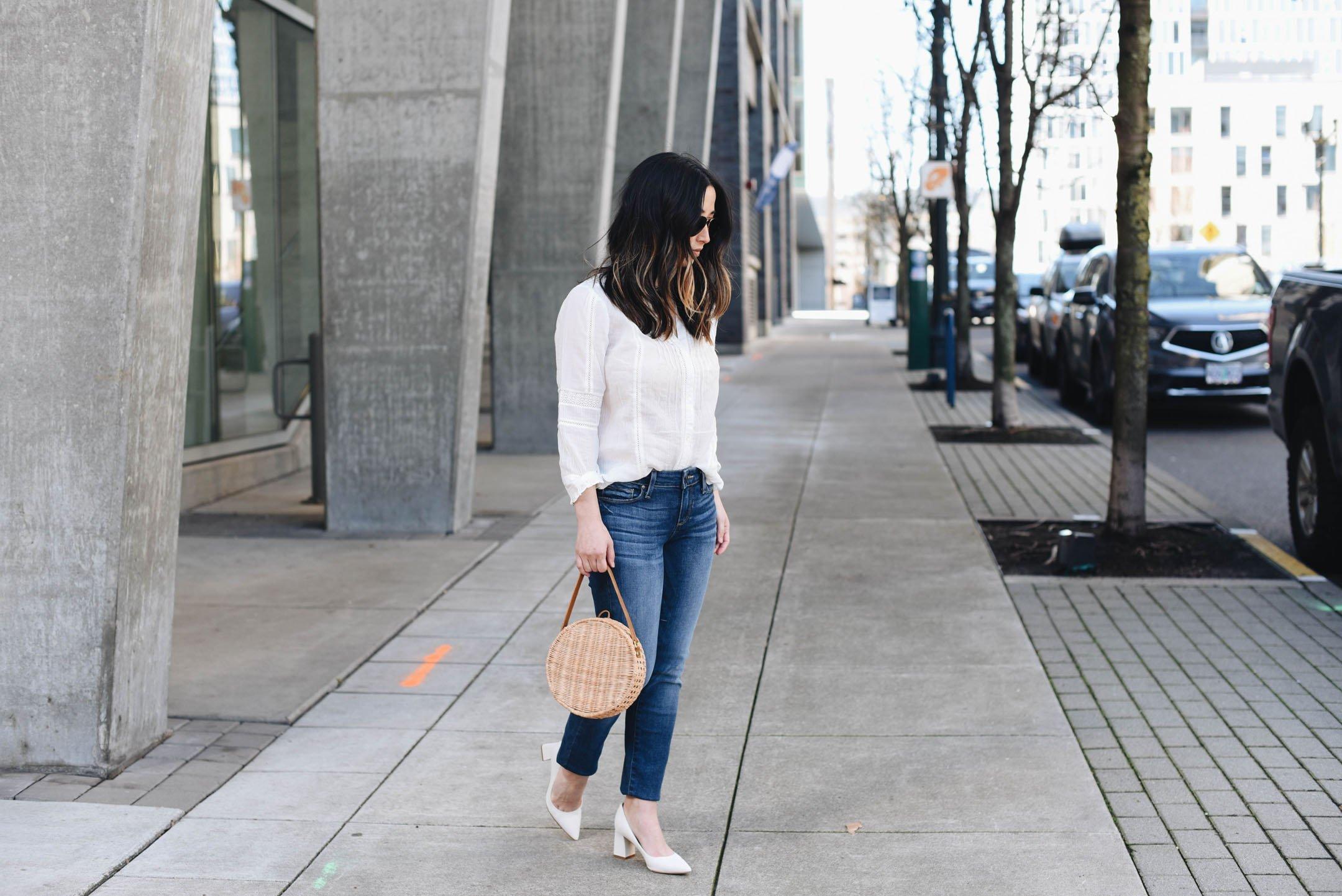 Paige Verdigo jeans