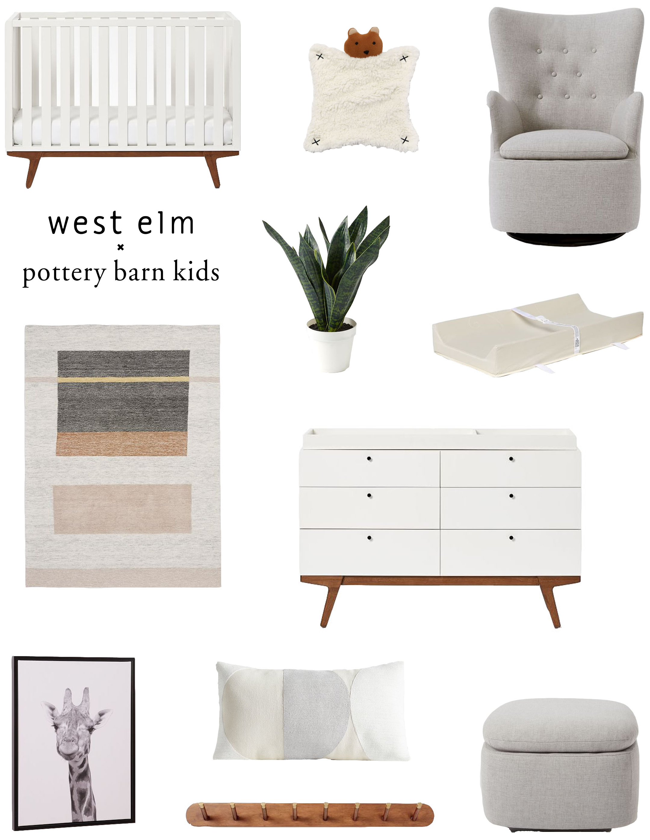 West Elm And Pottery Barn Kids Collaboration