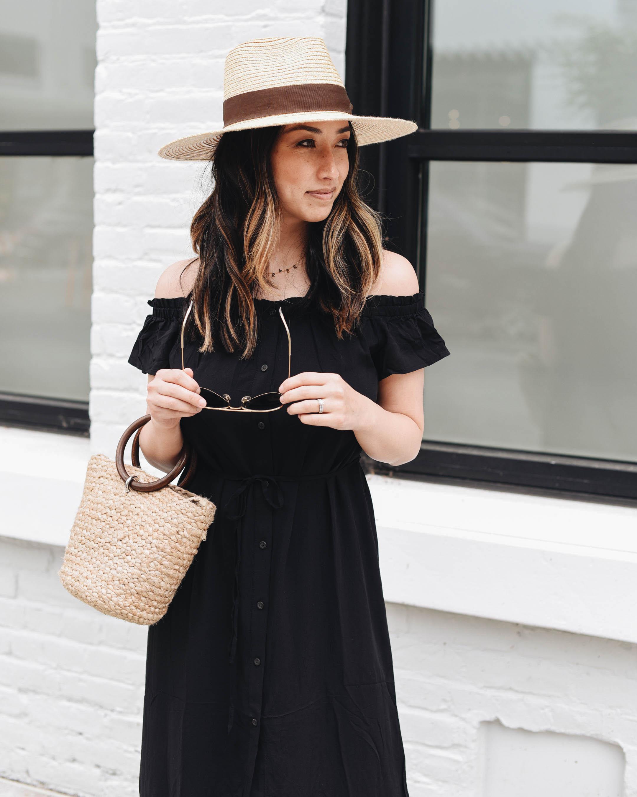 Black Dress social 3