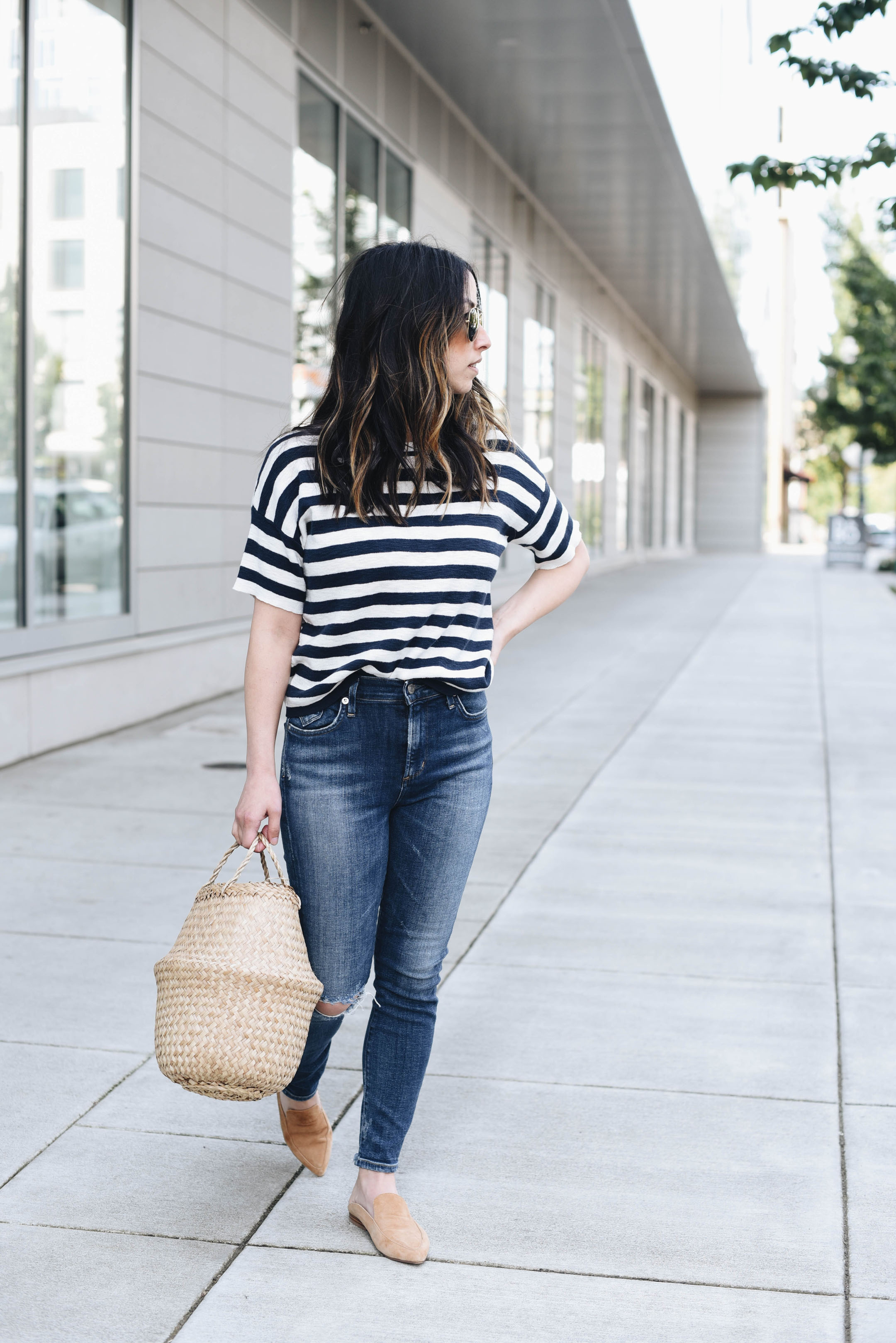 Madewell summer sweater