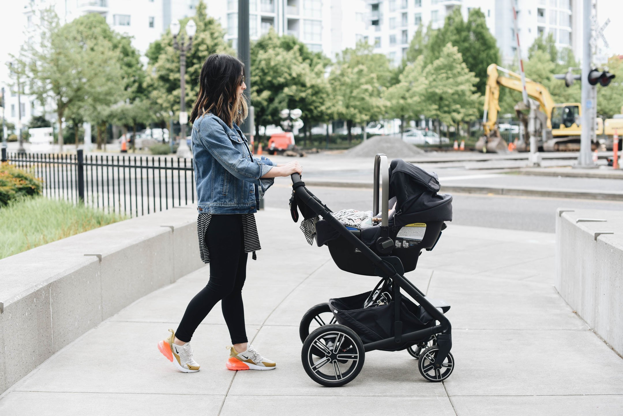 Nuna Mixx Stroller System