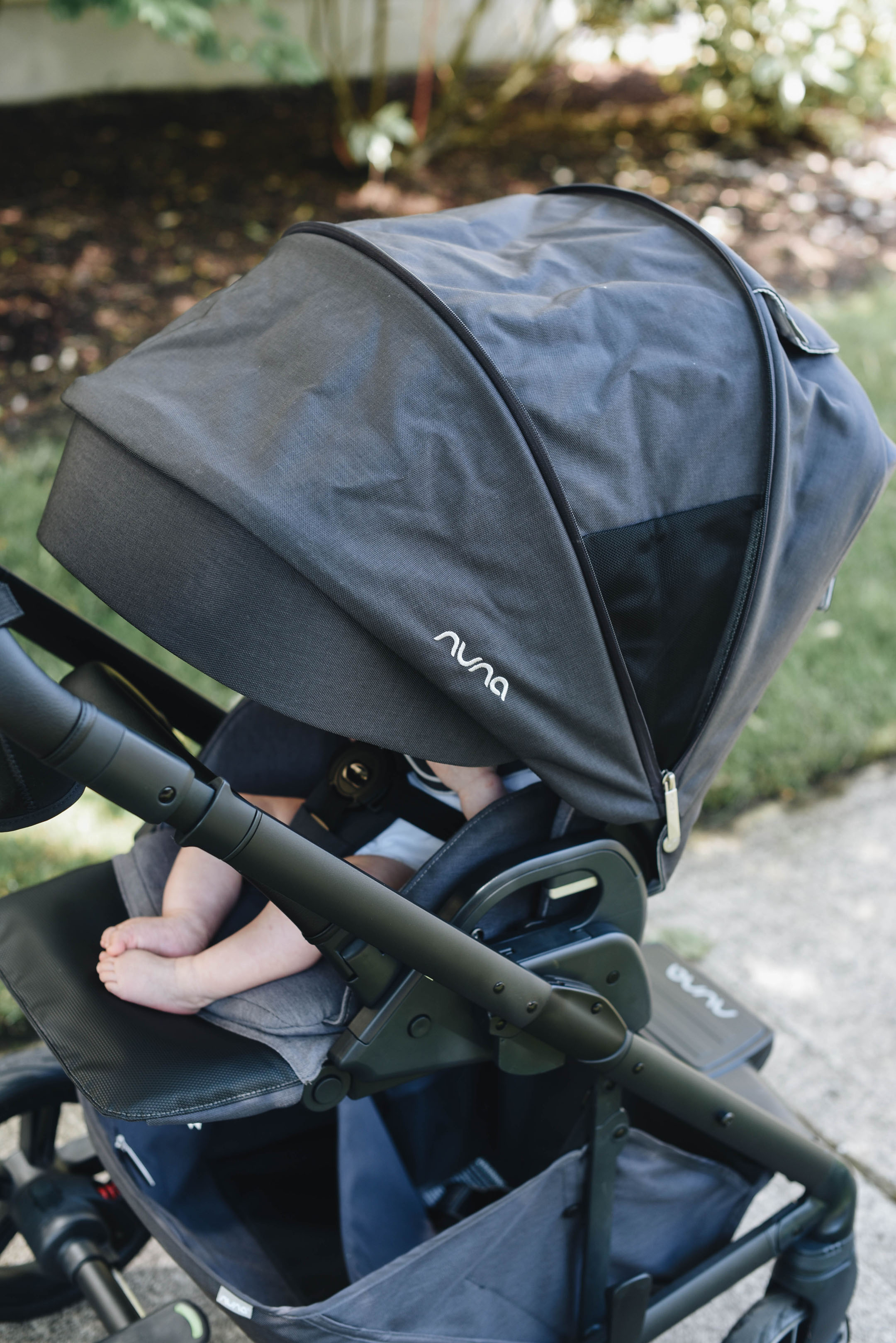 Nuna Mixx Stroller system gray