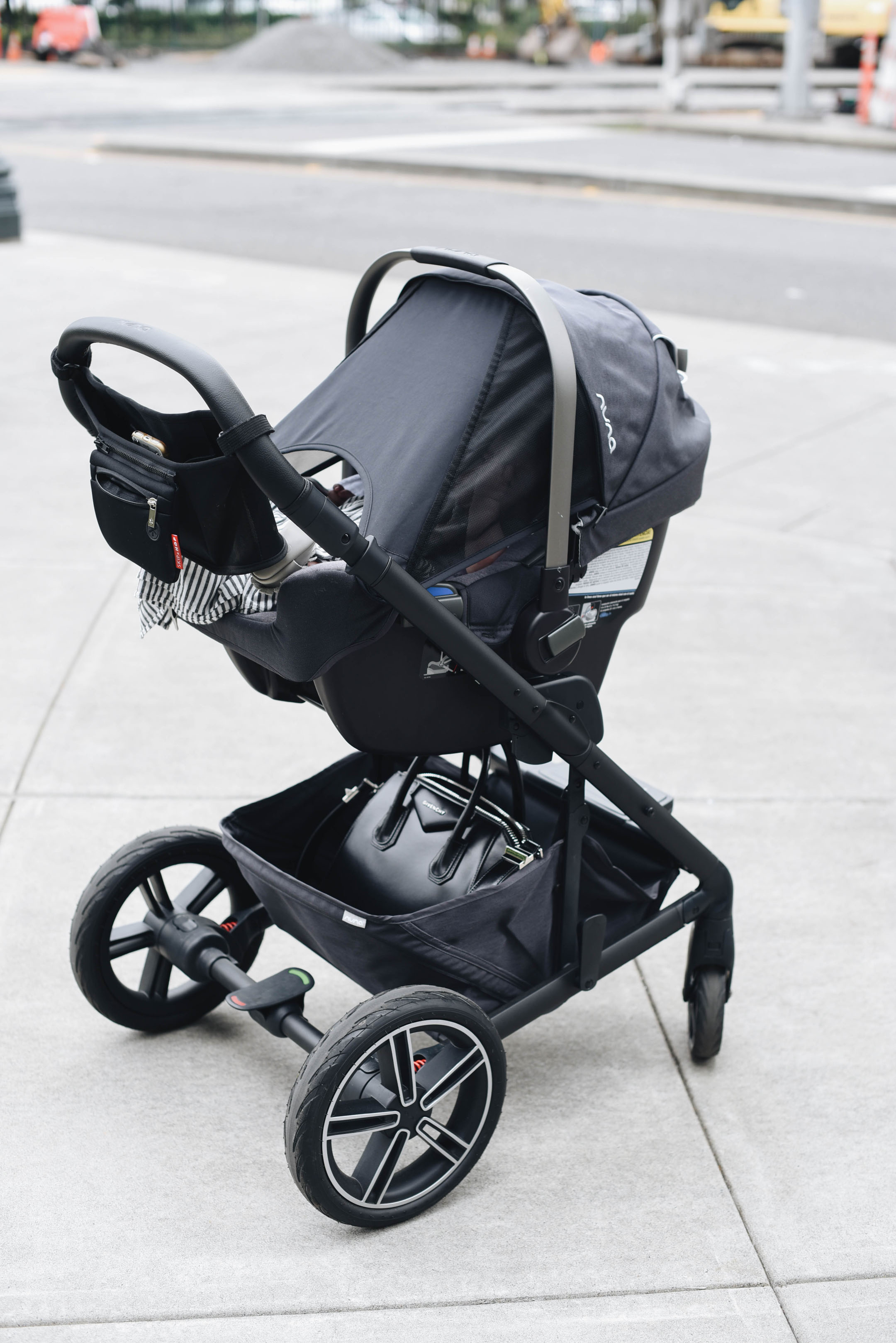 Nuna Mixx Stroller with Pipa Car seat