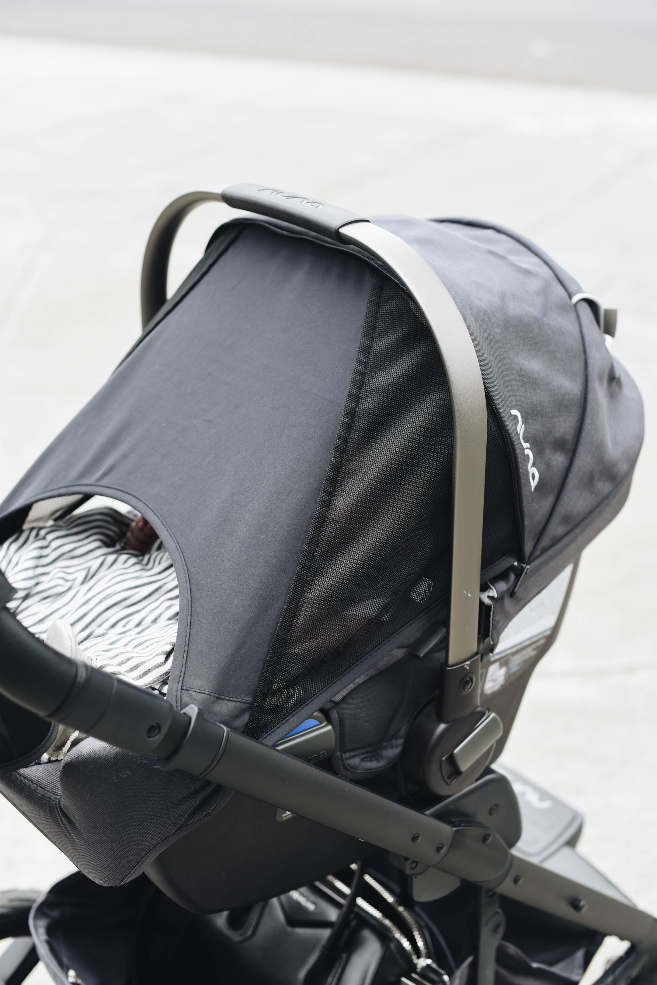 Nuna Pipa Car Seat Dream Drape