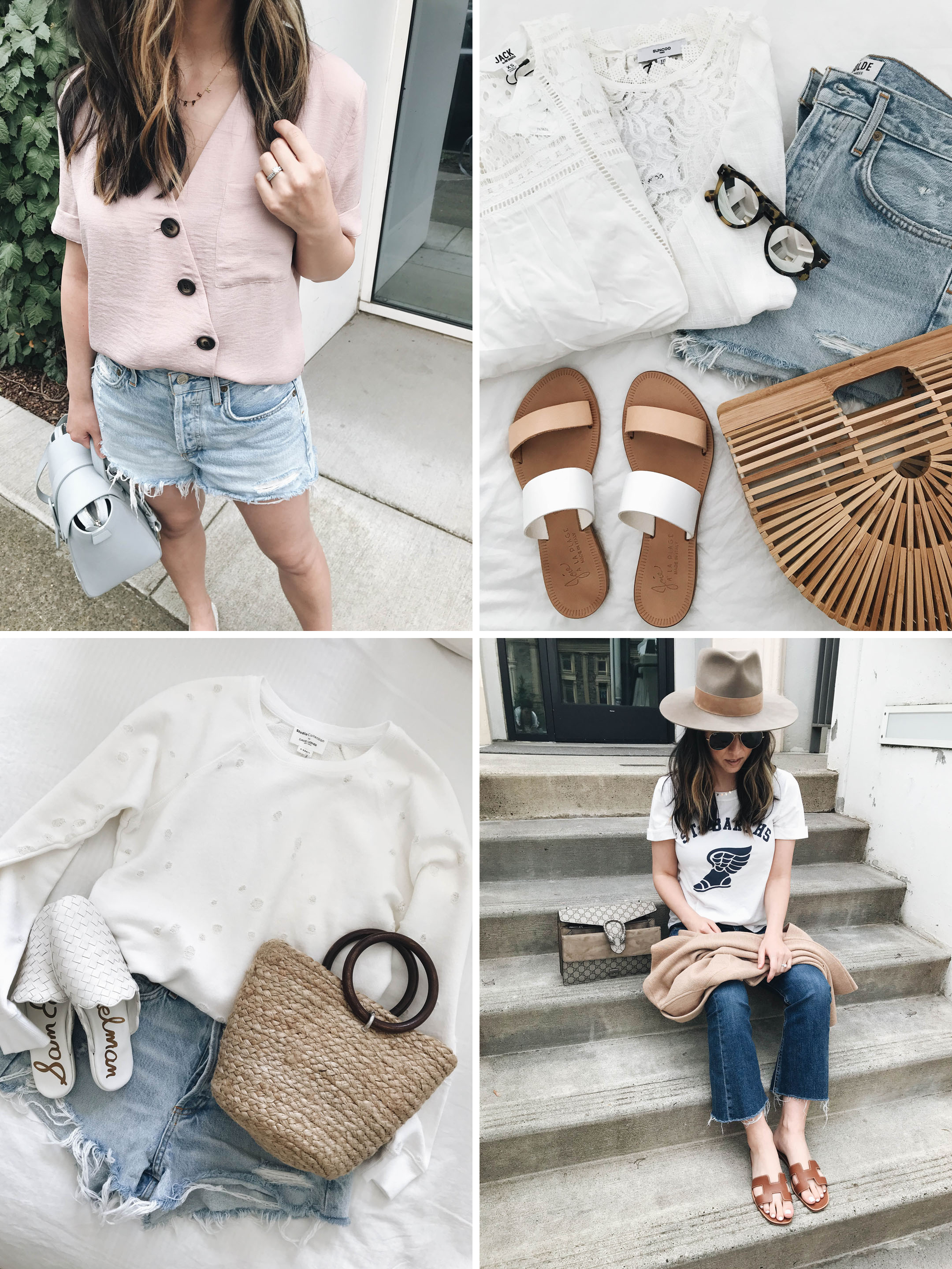 276fa338251 April   May Instagram Outfit Details - Crystalin Marie