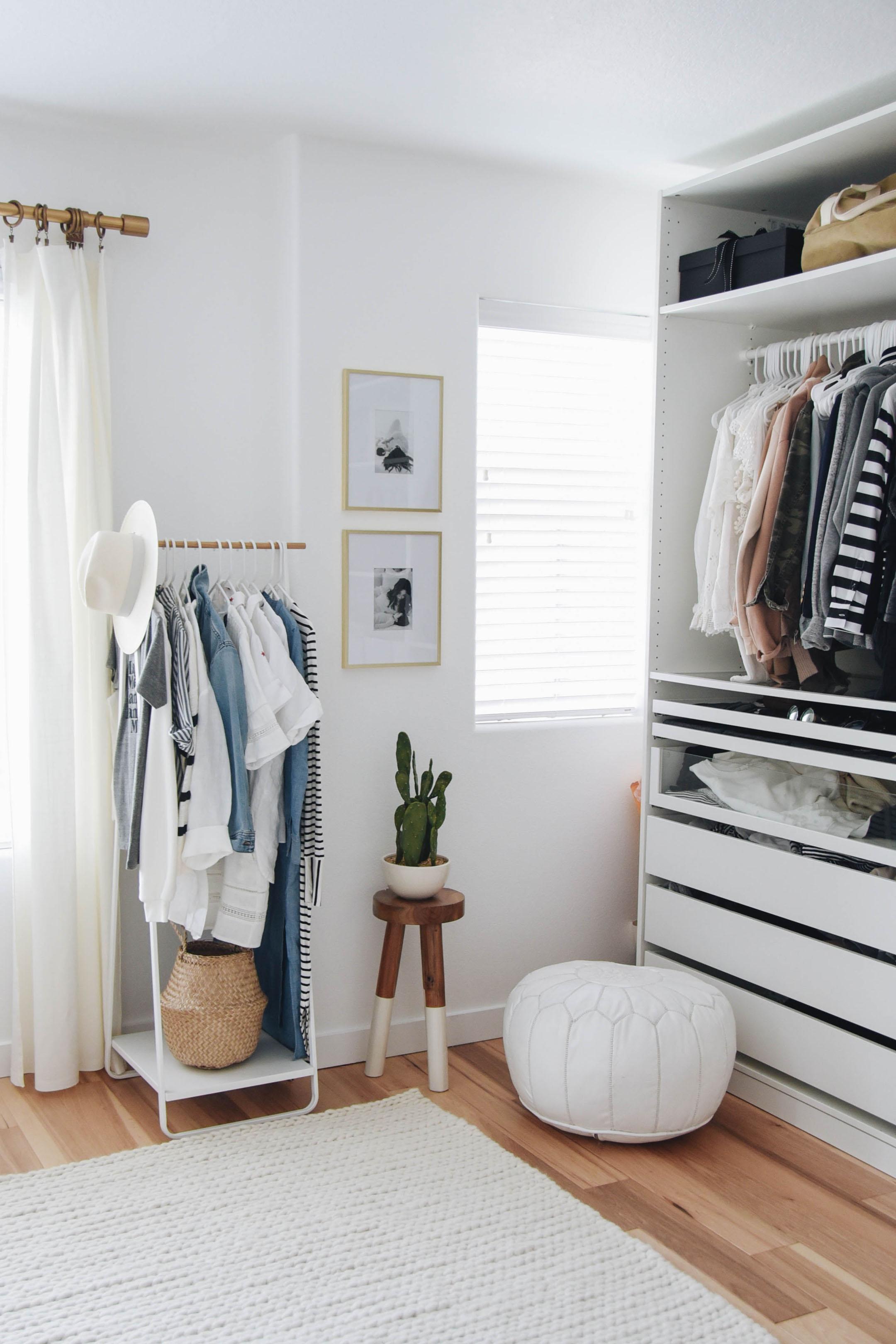 Crystalin Marie closet