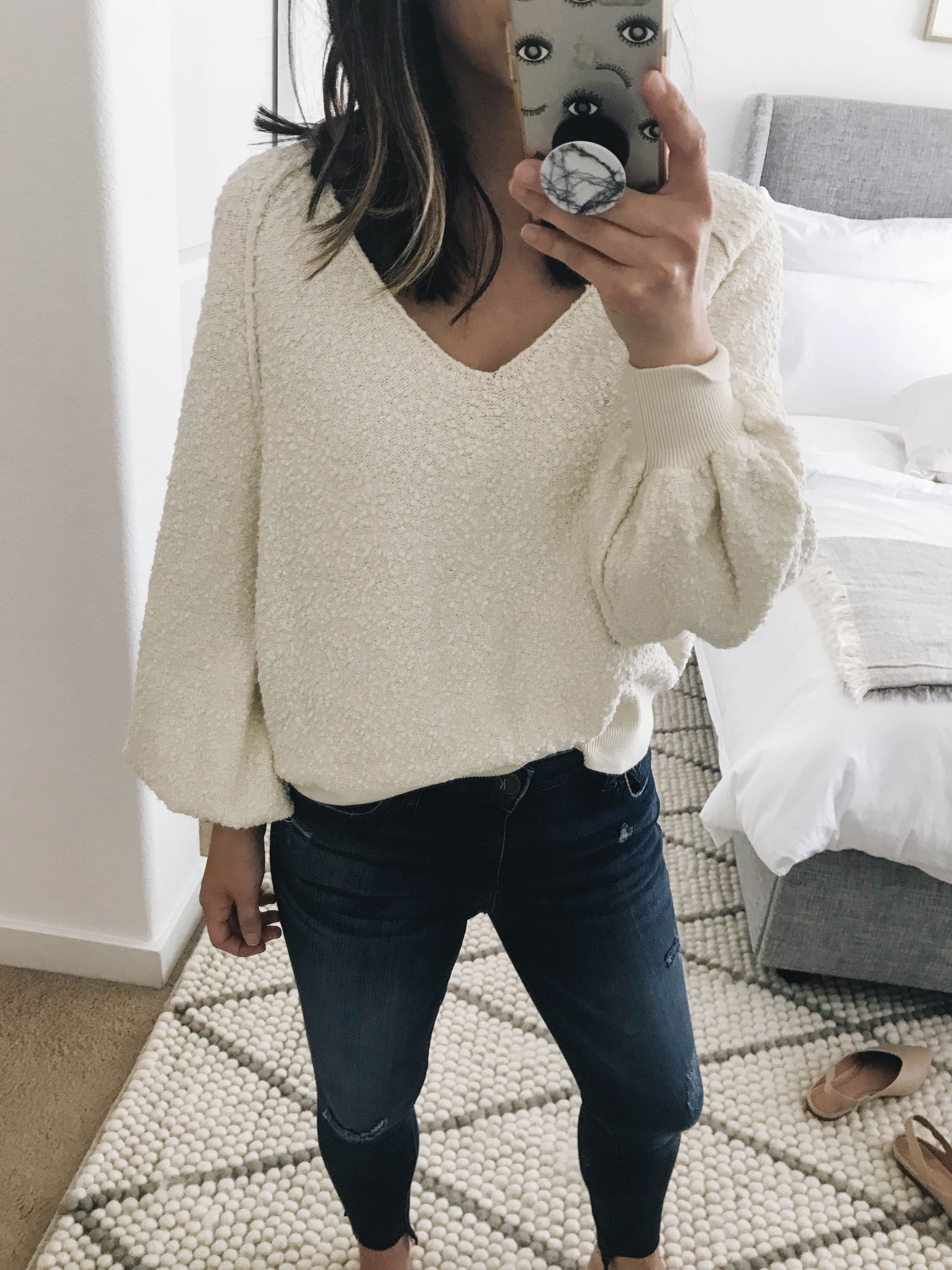 Free People sweater 1