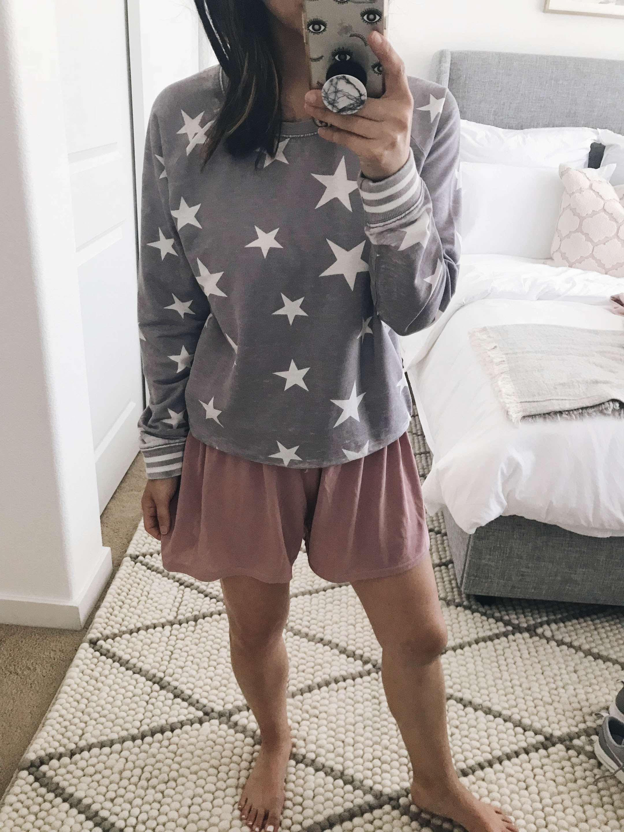 Honeydew star sweatshirt 1