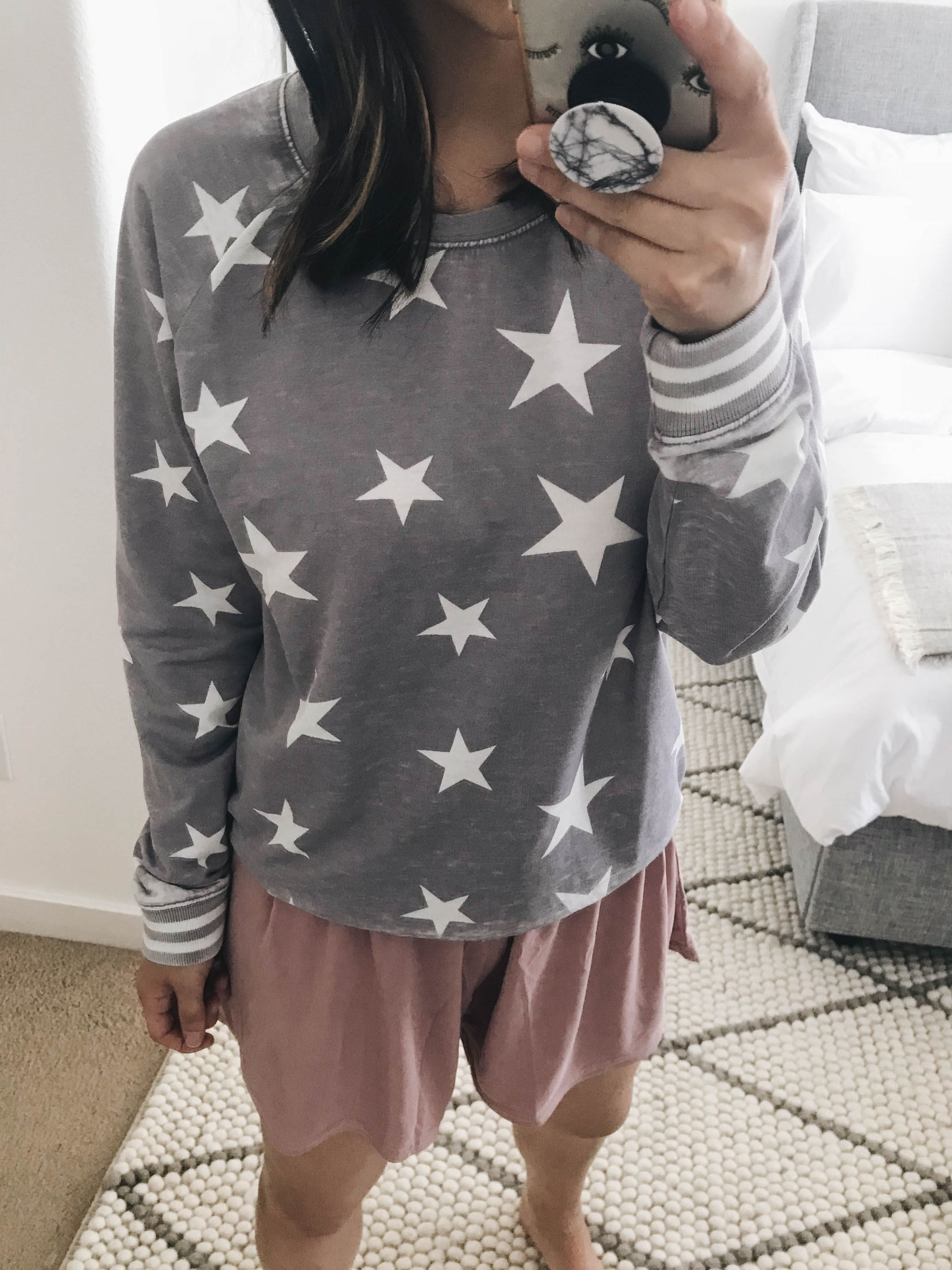 Honeydew star sweatshirt 2