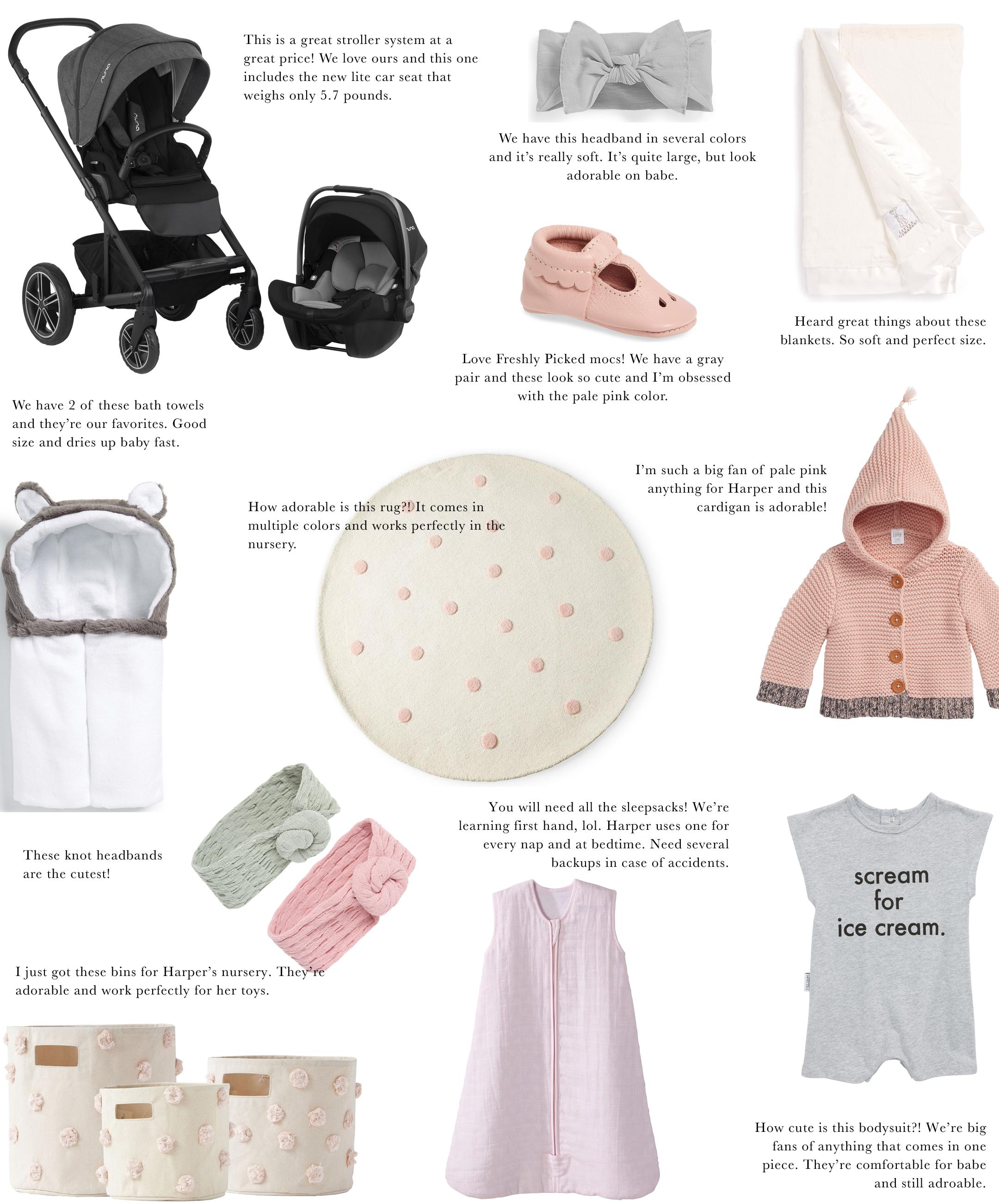 fe922c5e3 My Nordstrom Anniversary Sale Baby Picks - Crystalin Marie