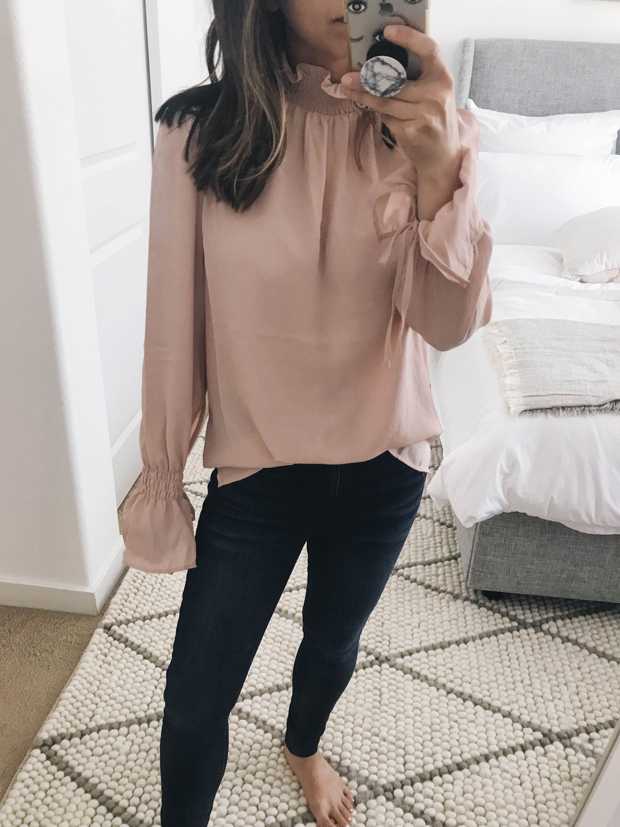 Vince camuto blouse 1