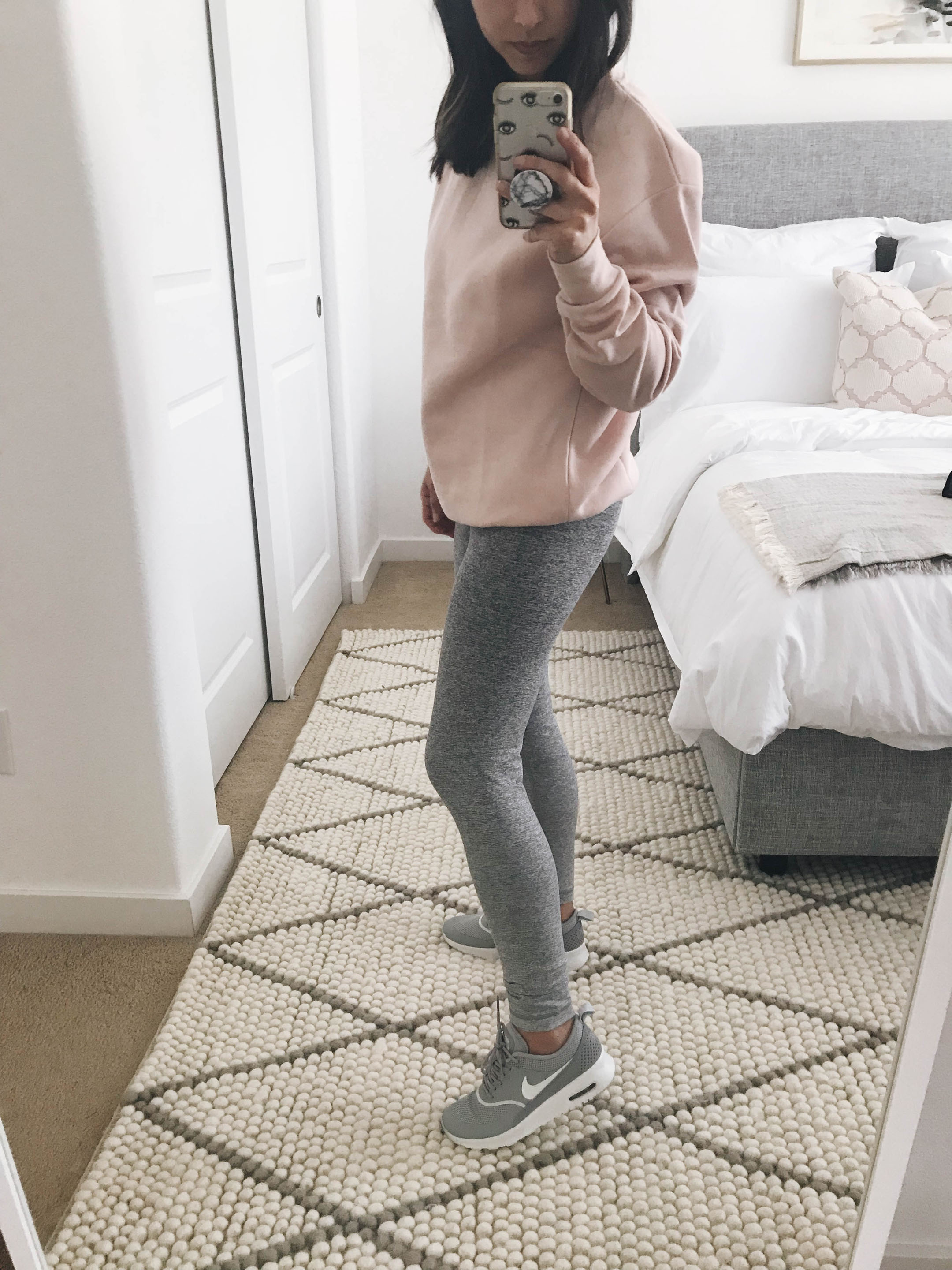 Zella gray leggings 1