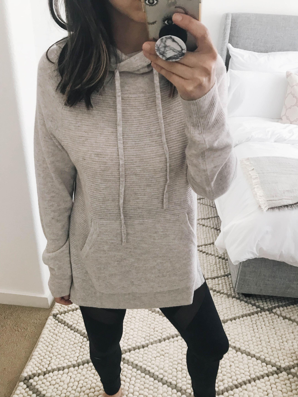 Zella sweater hoodie 1