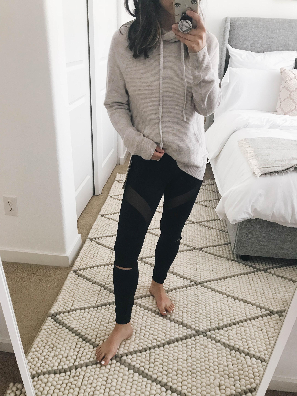 Zella sweater hoodie 2