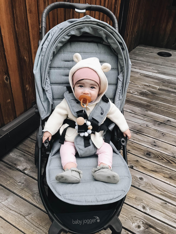 Baby Gap knit hoodie