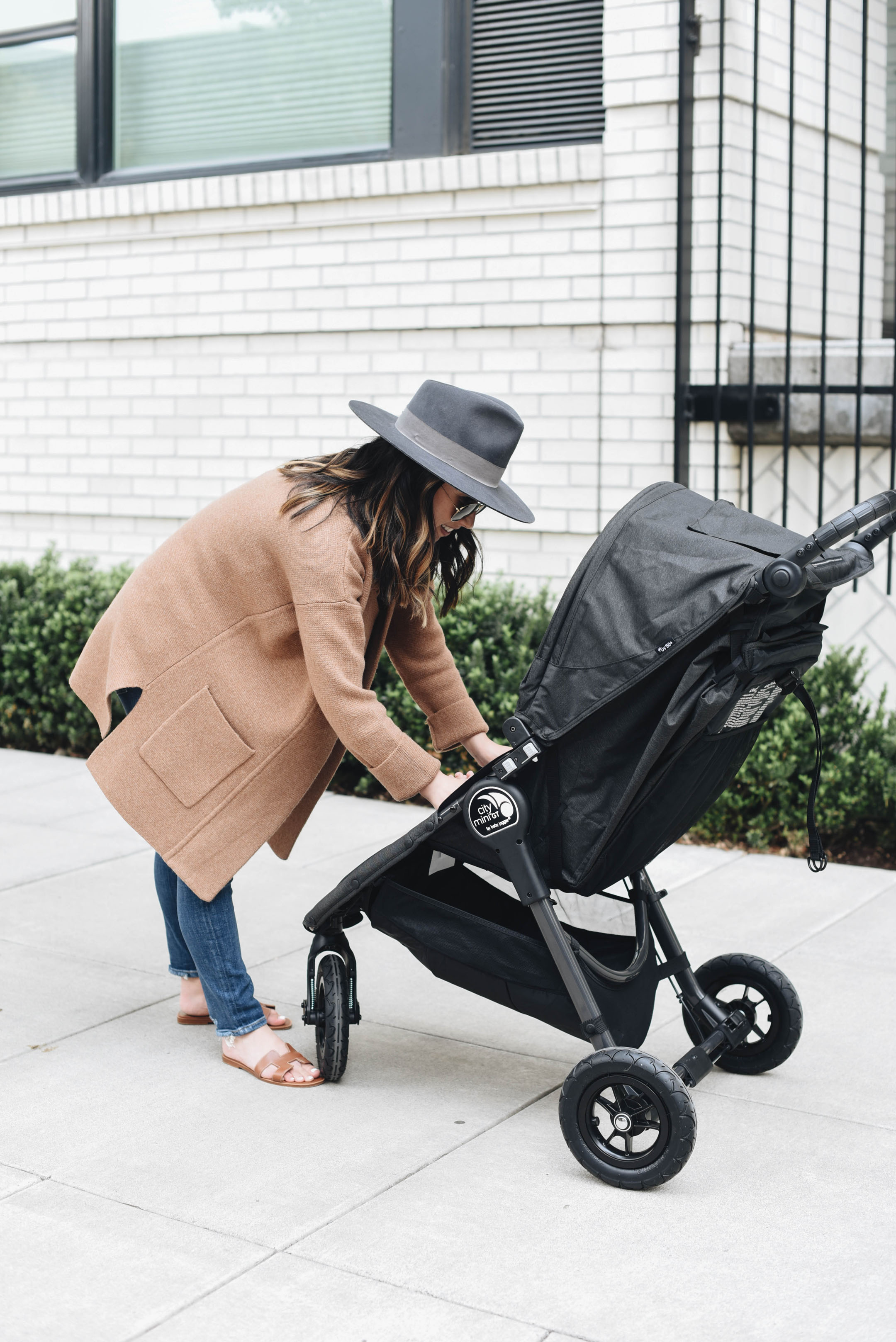 Crystalin Marie and Baby Jogger Collaboration