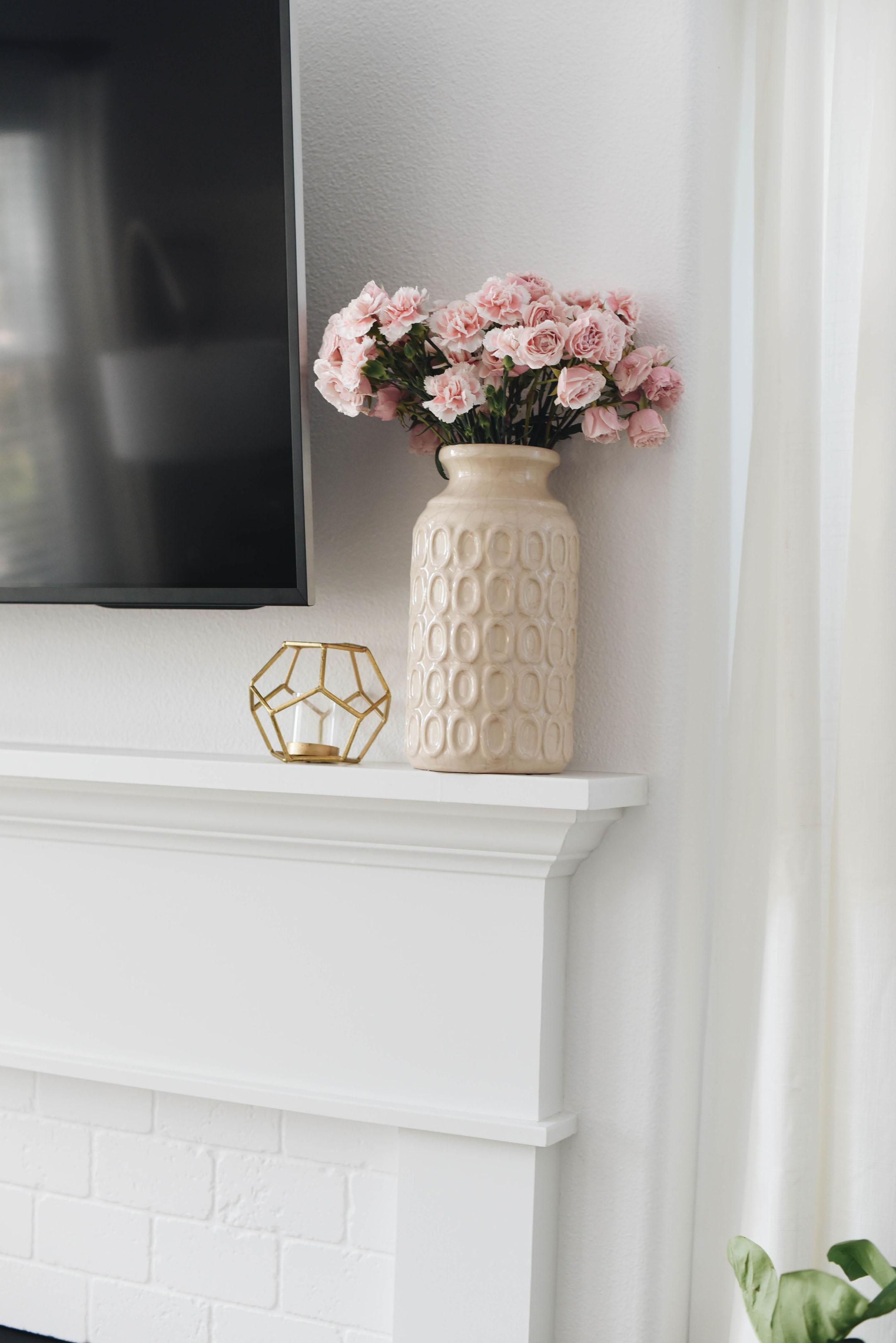Home Depot vases