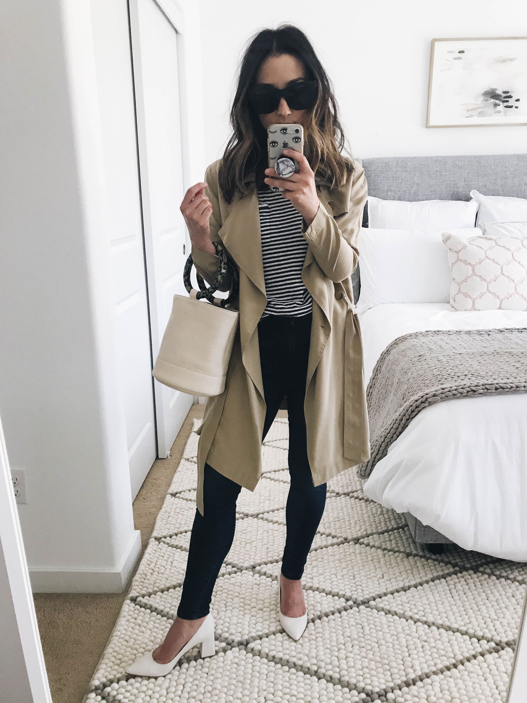 Transitional summer to fall outfits