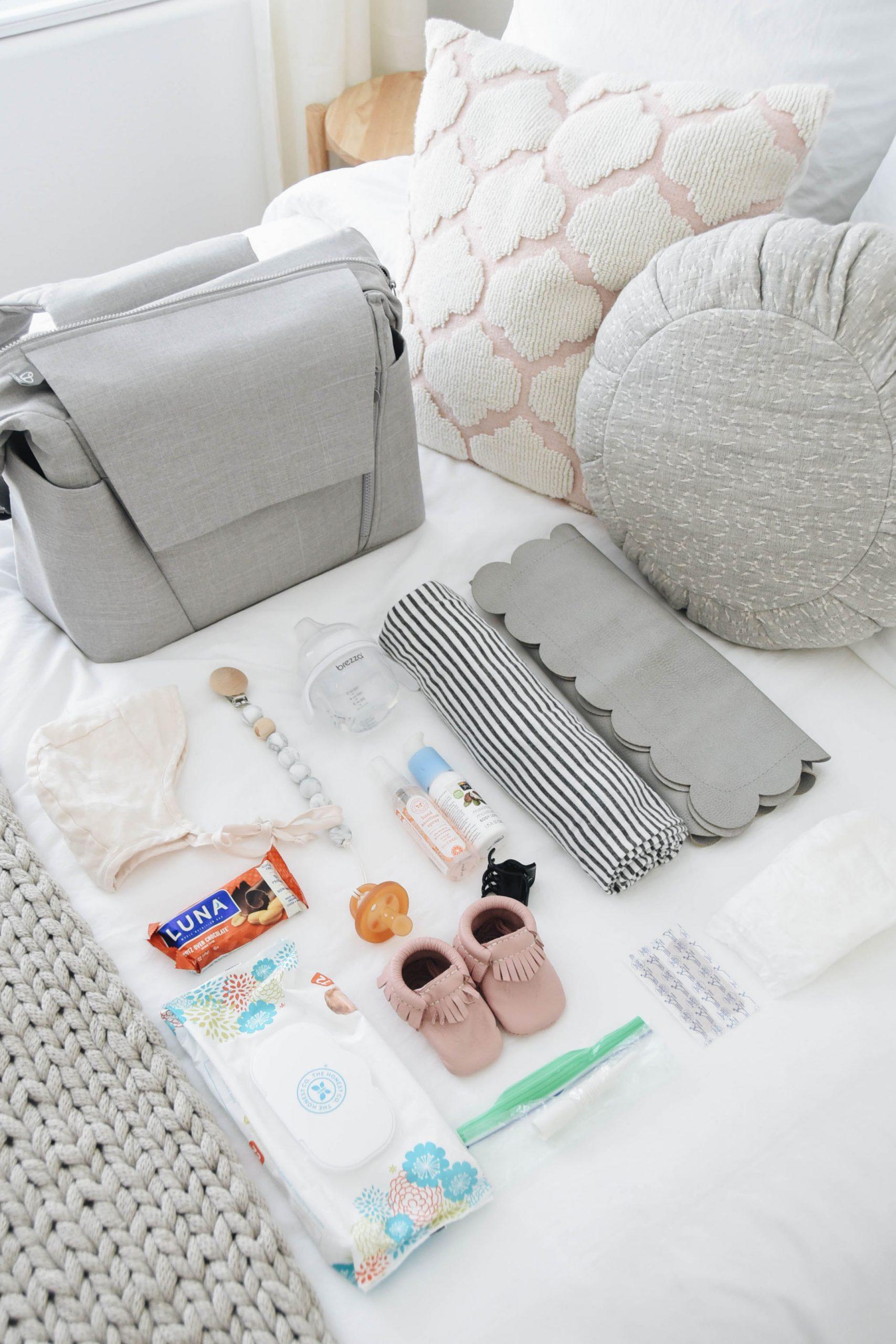 My Diaper Bag Essentials Crystalin Marie