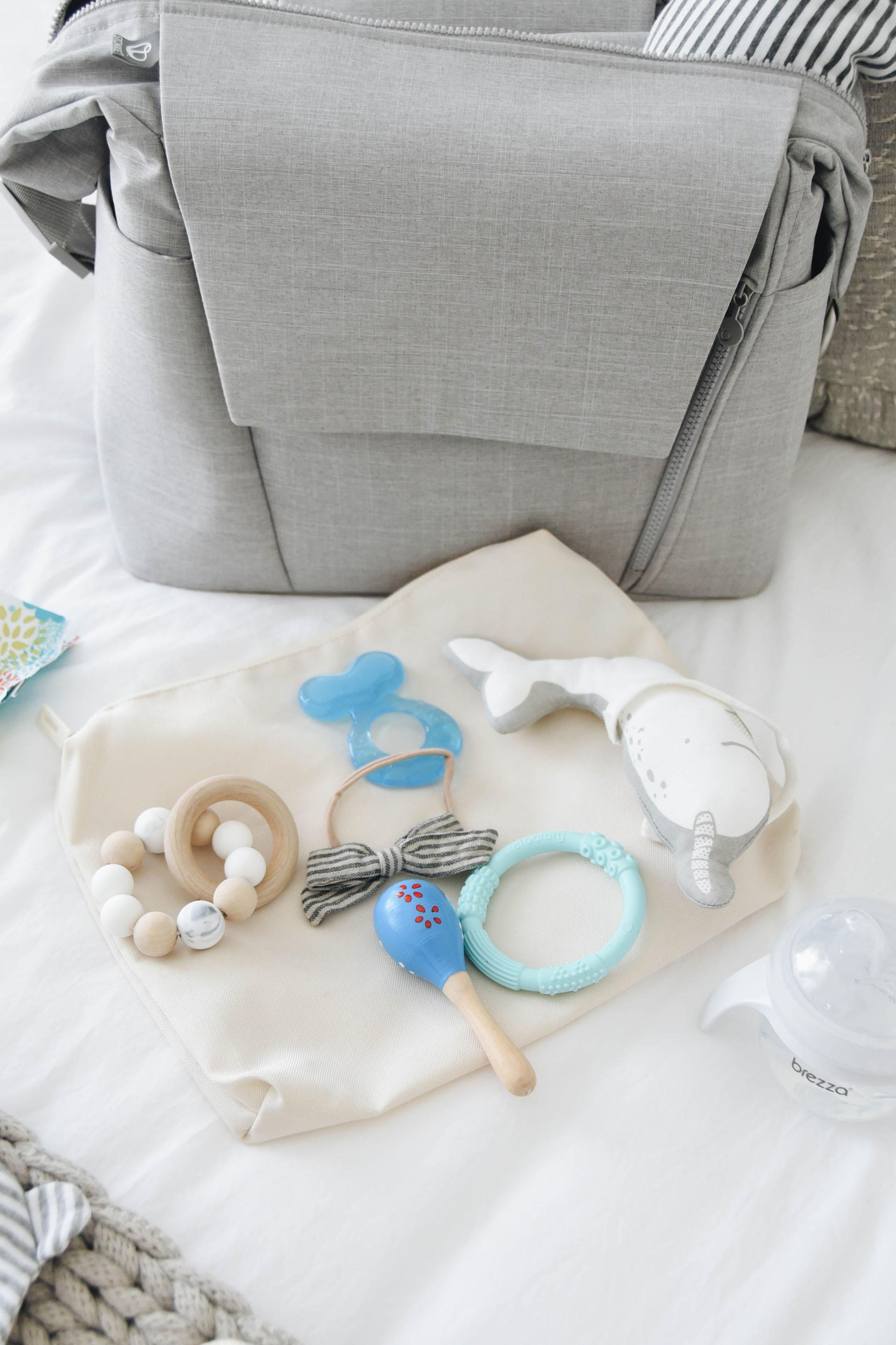 toys for diaper bag