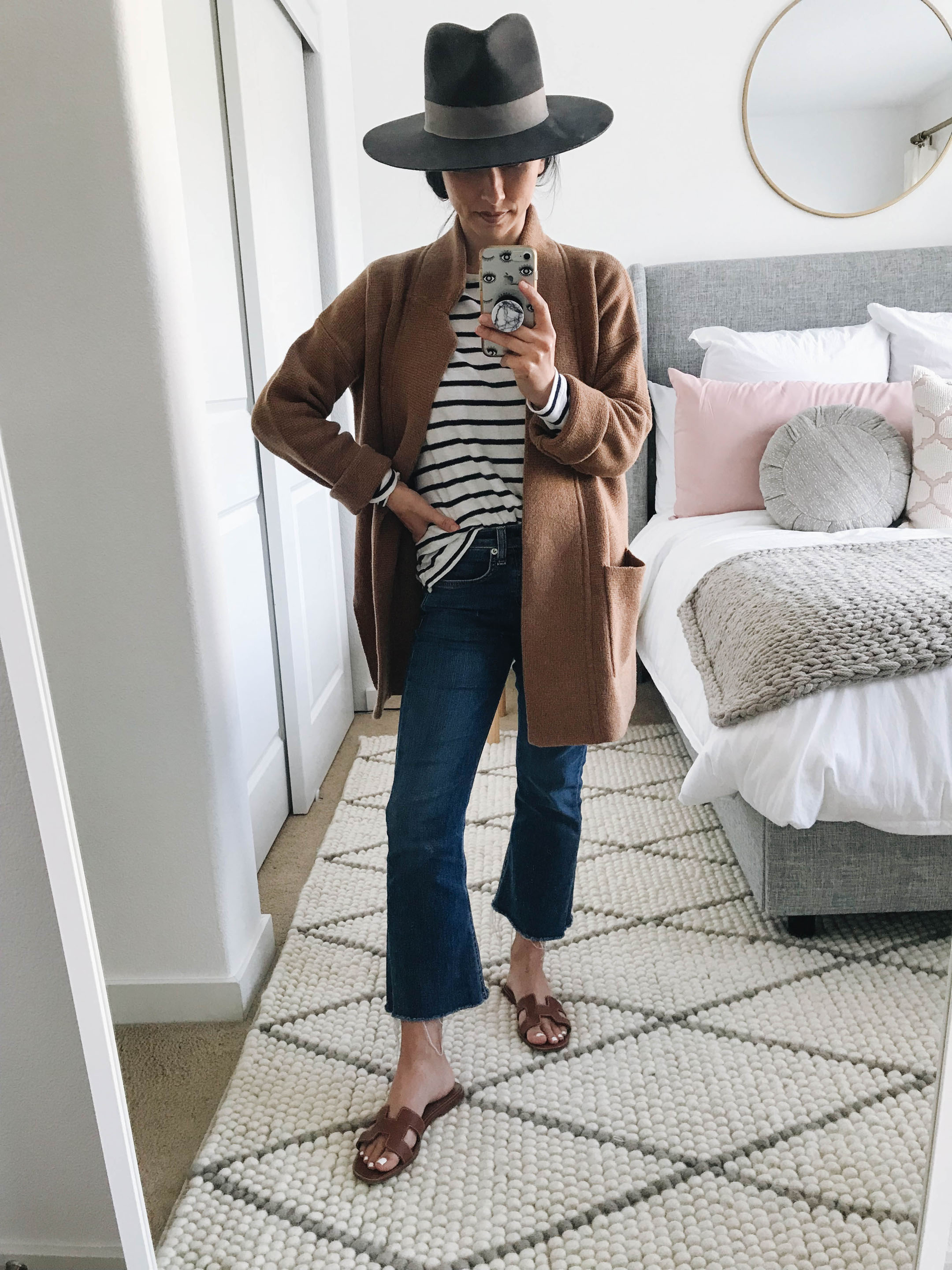 Madewell coatigan