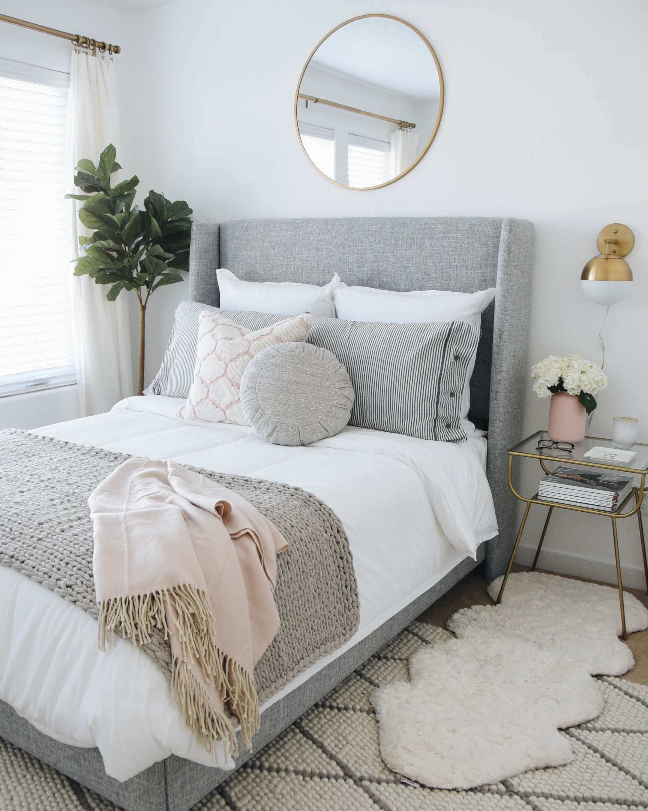 Crystalin Marie guest room