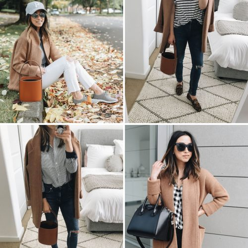 Madewell Spencer Sweater Coat