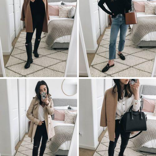 2018 Fall Wardrobe Challenge