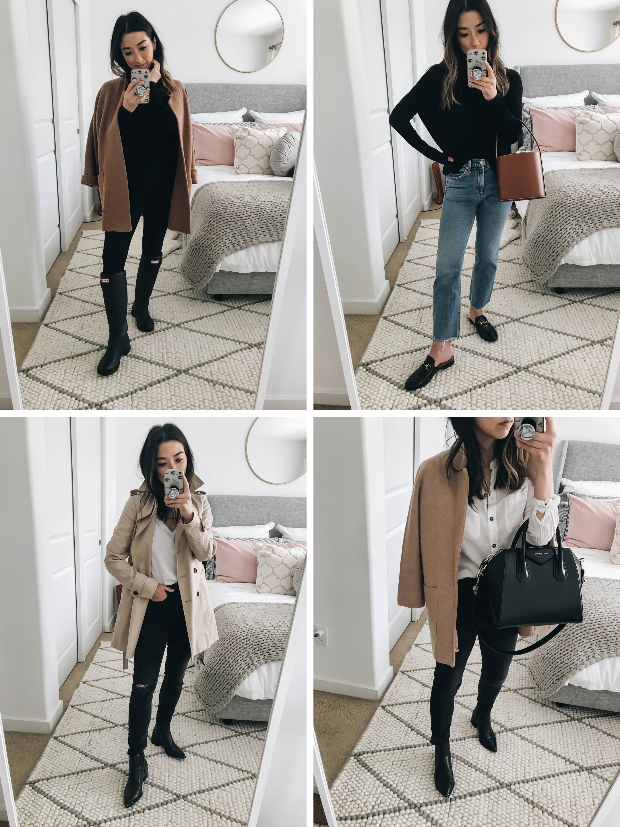 aa75b5469bd My Fall Wardrobe Challenge  47 Outfits from 37 Pieces - Crystalin Marie