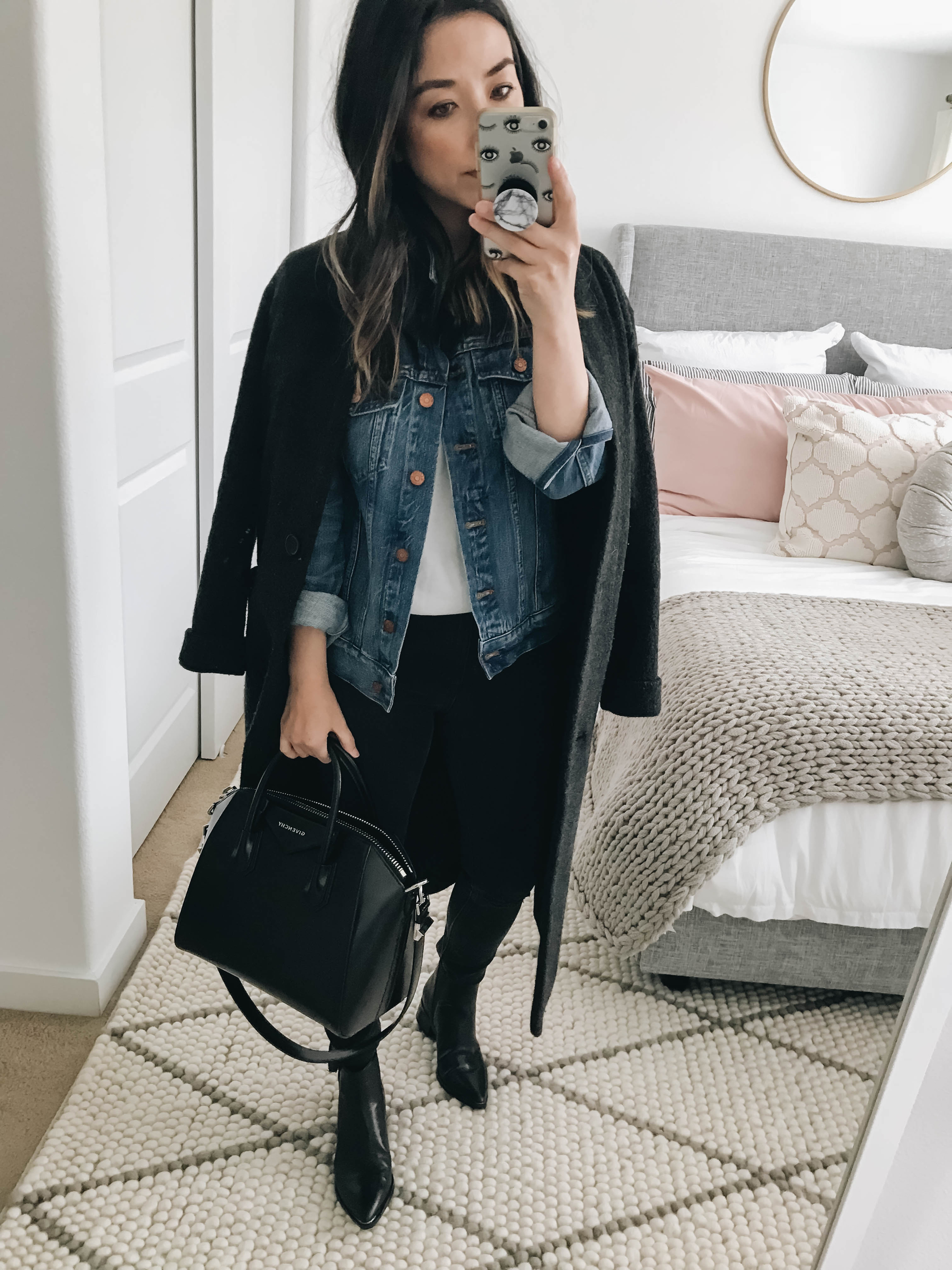 Aritzia sweater coat