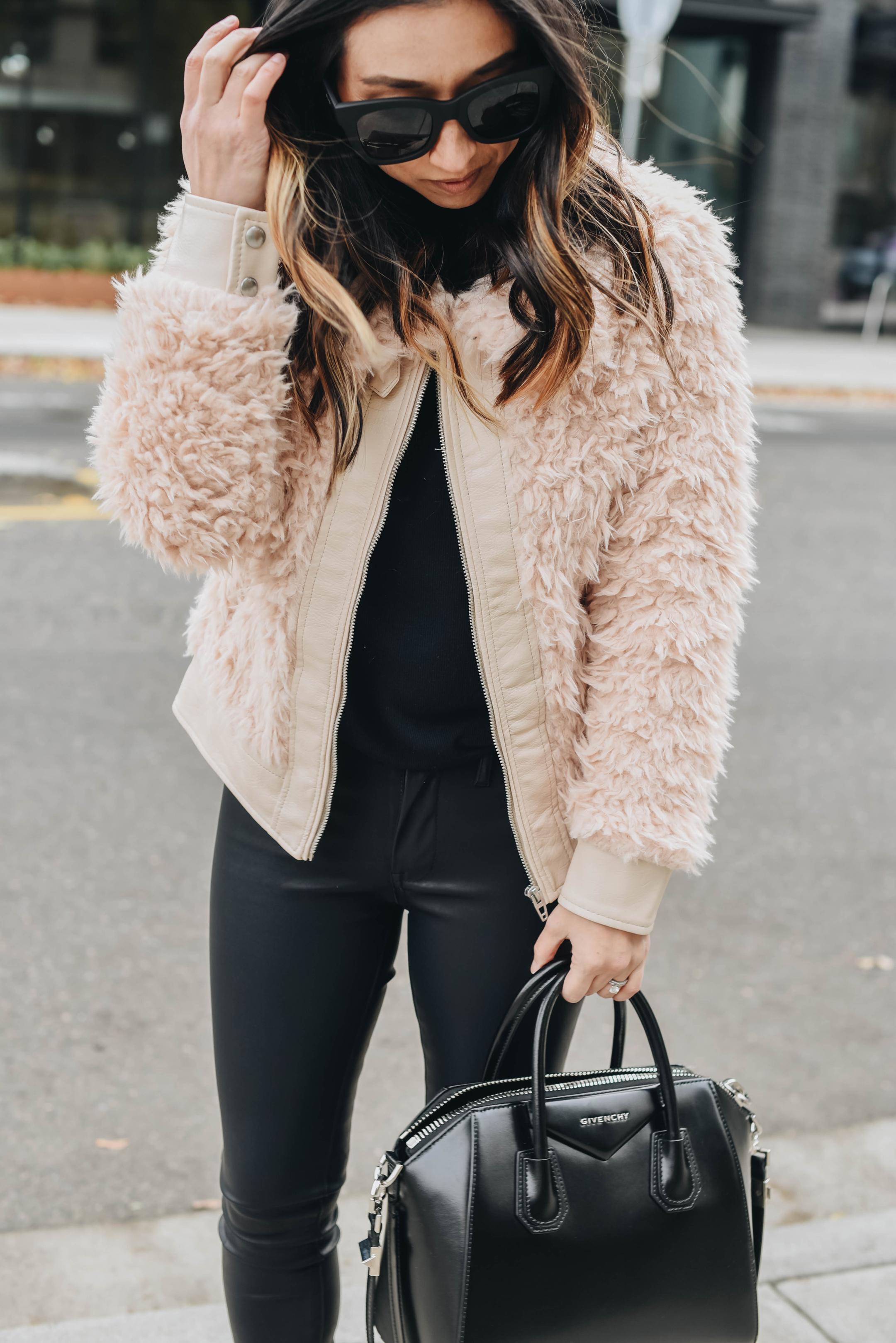 Best faux fur coats