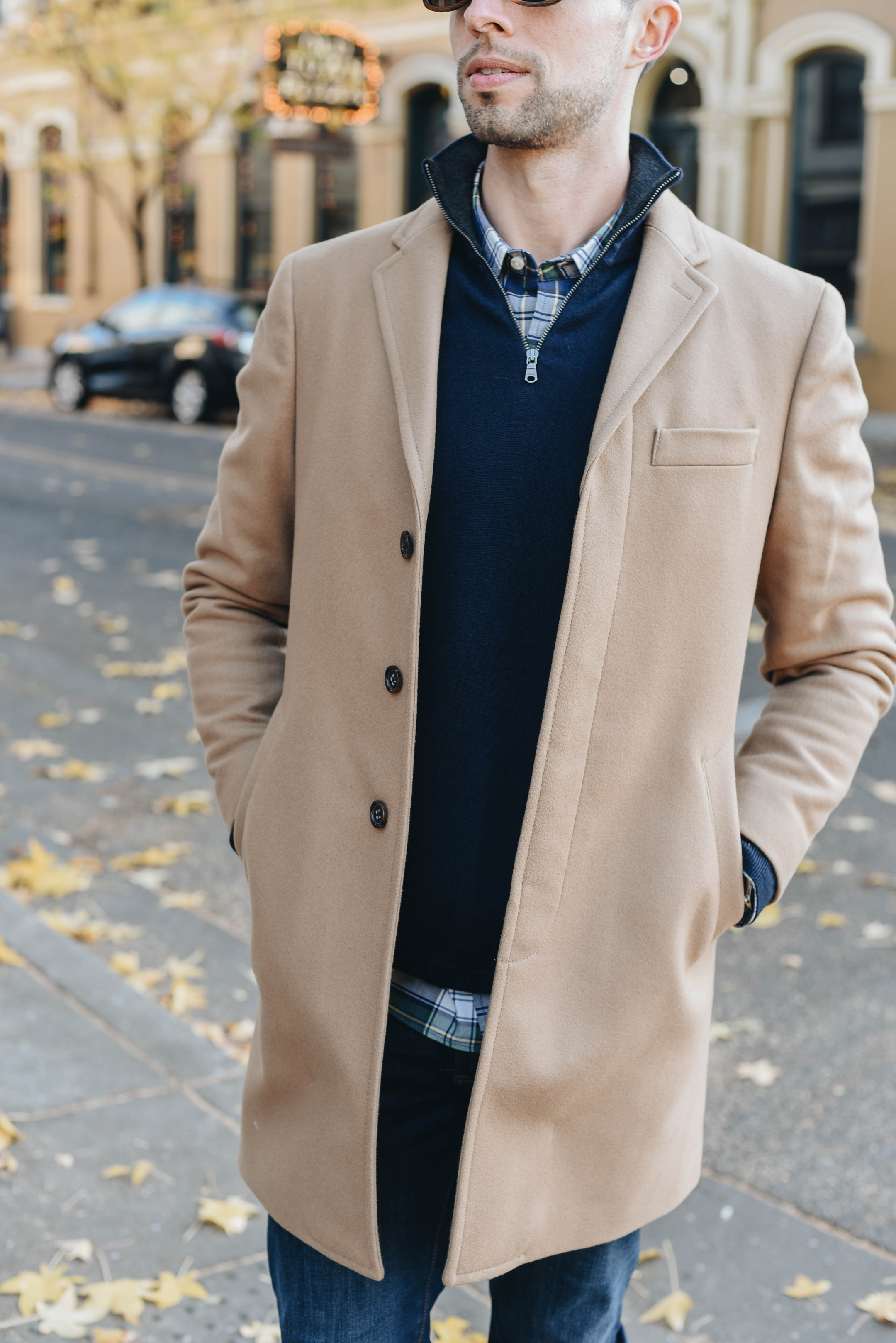 Best men's camel coats