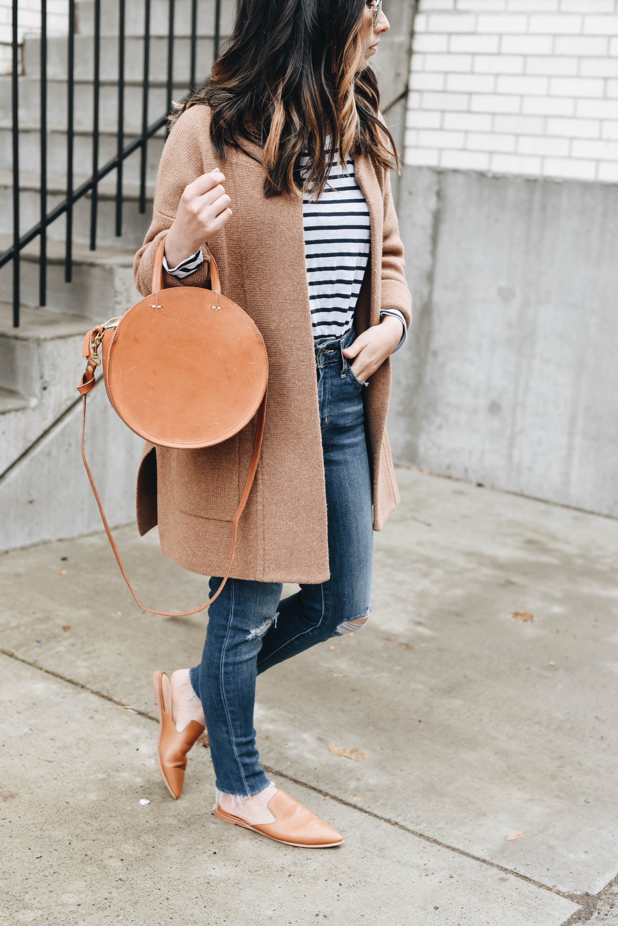 Madewell mules