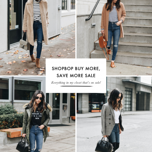 Shopbop Buy More Save More Sale