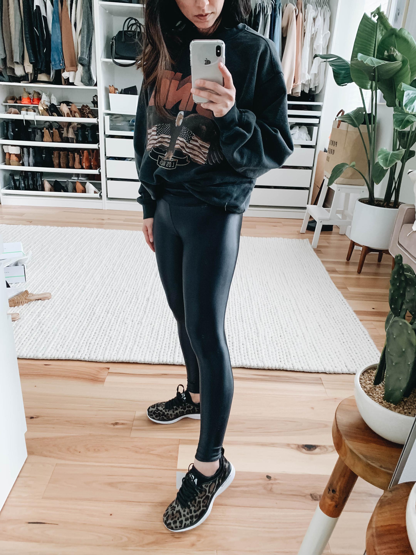 APL leopard sneakers