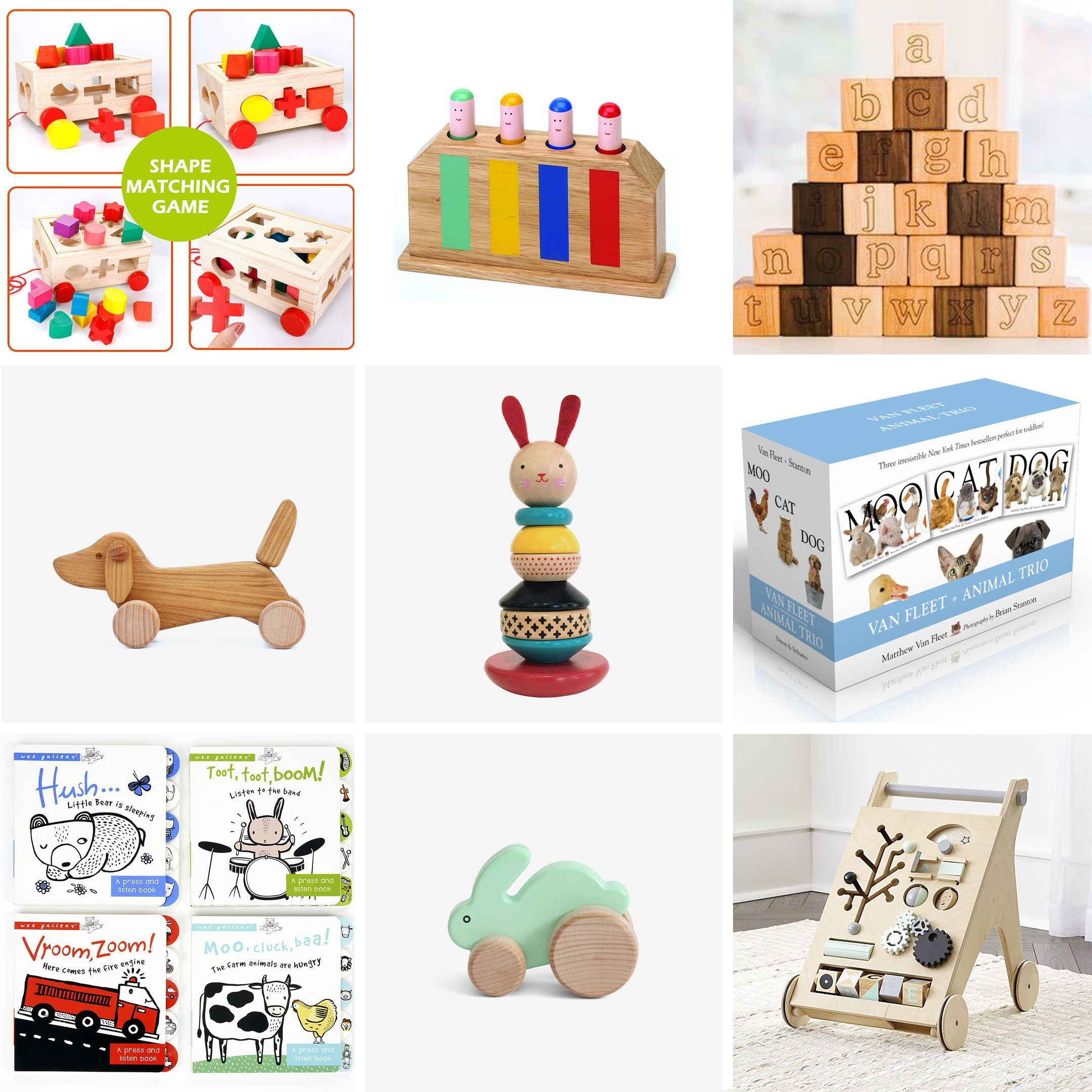 Top 10 baby toys we actually use