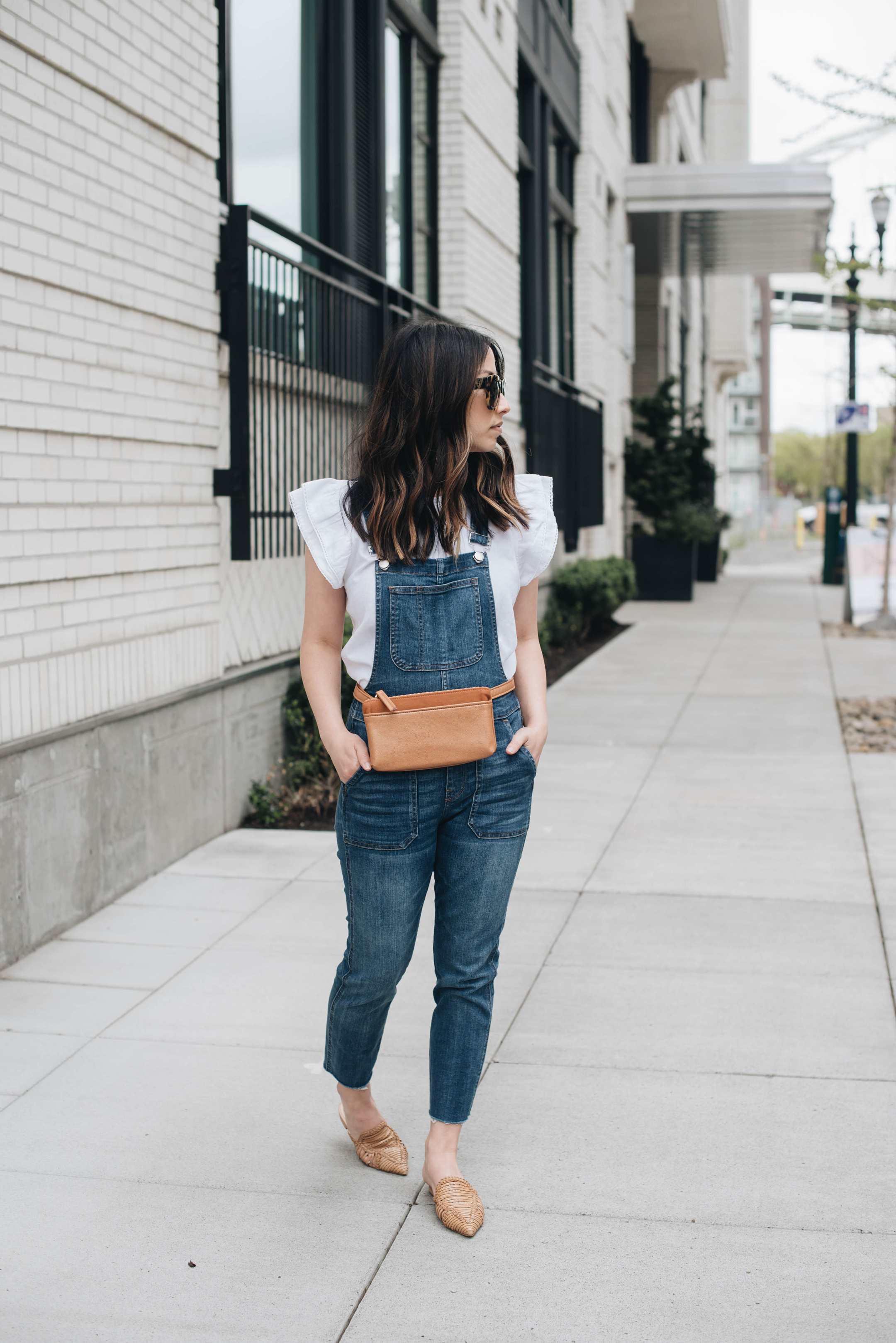 49a15b0cdc4 Madewell Petite Review - Crystalin Marie