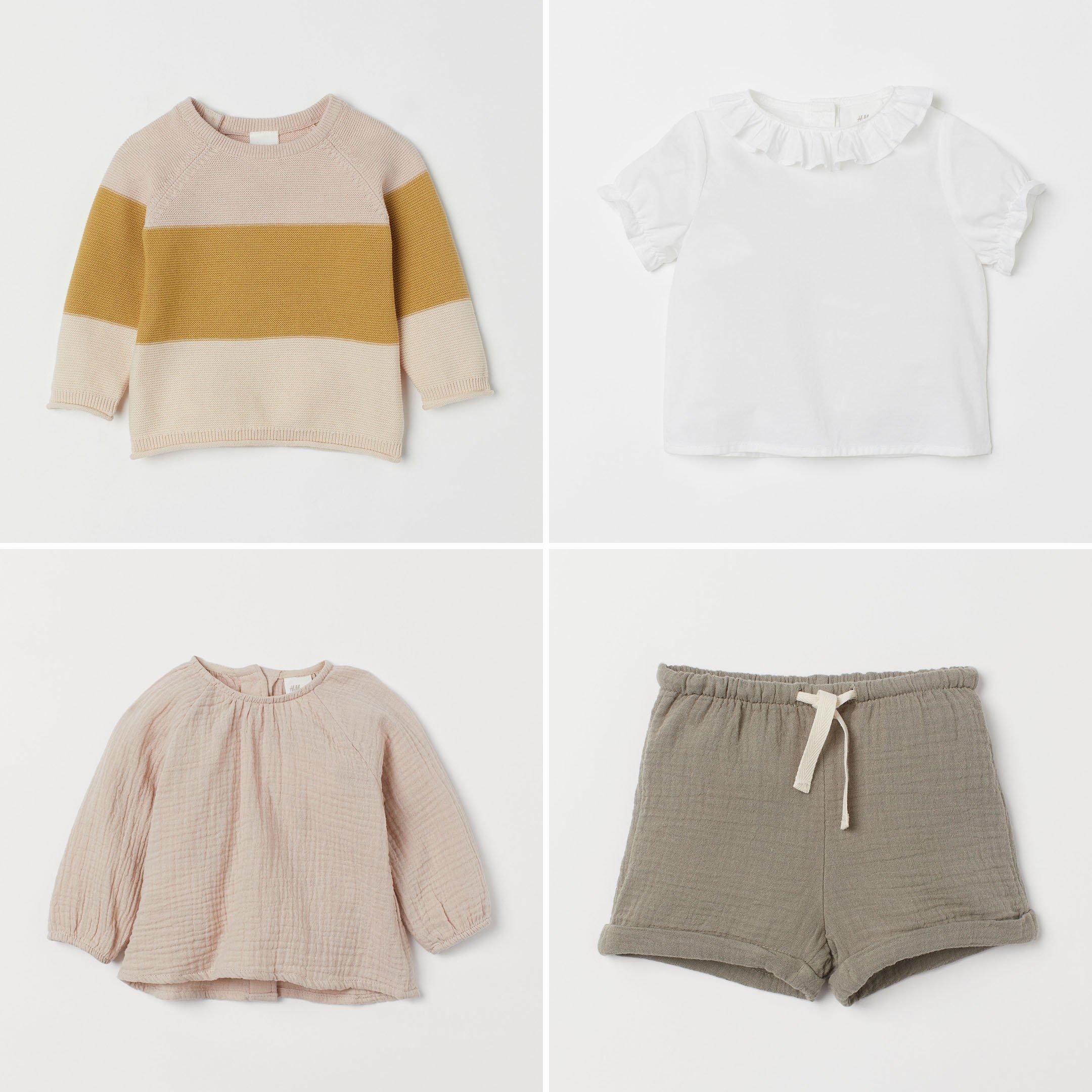 Harper's Spring wardrobe